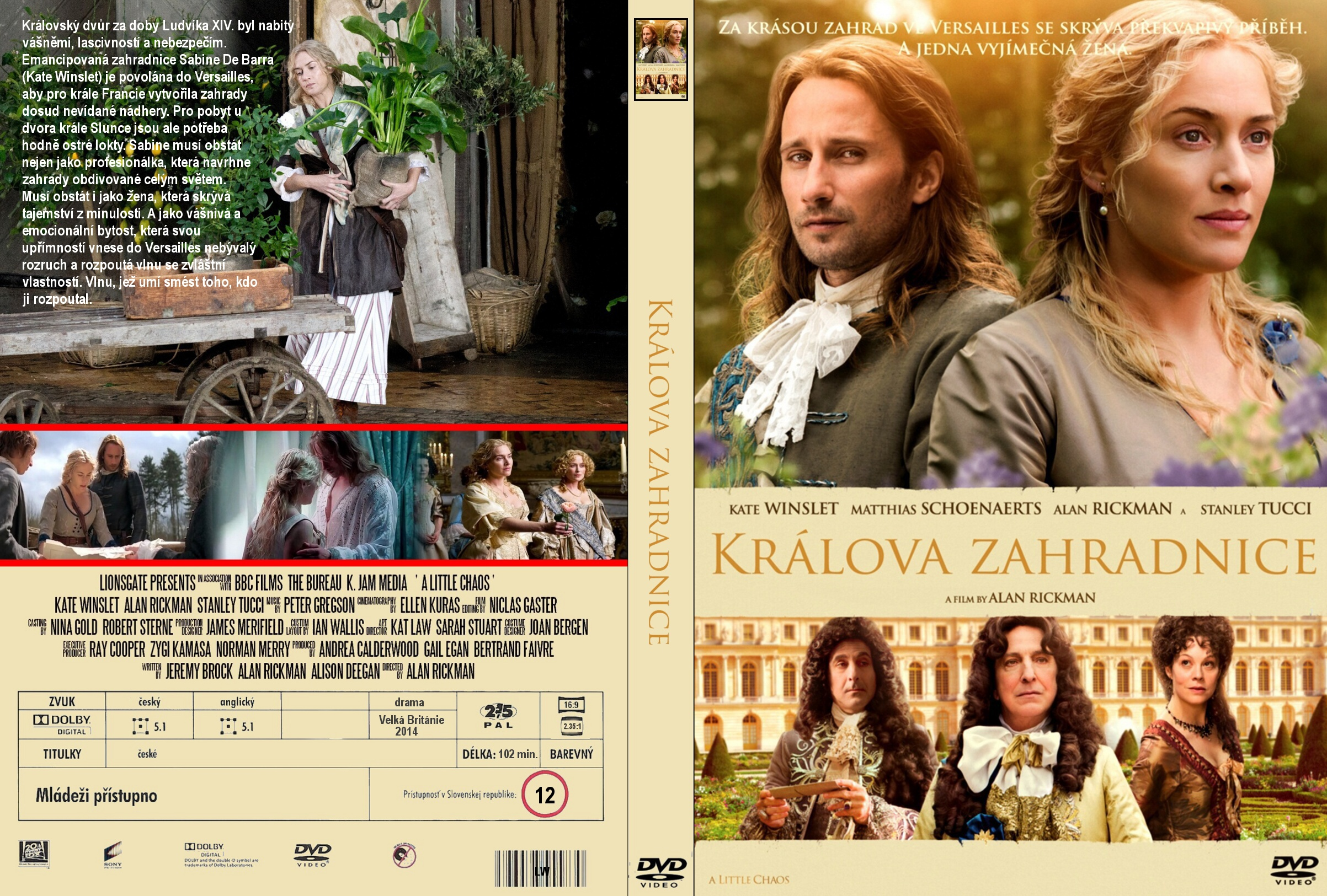 Watch][A Little Chaos (2014)]Full   Movie