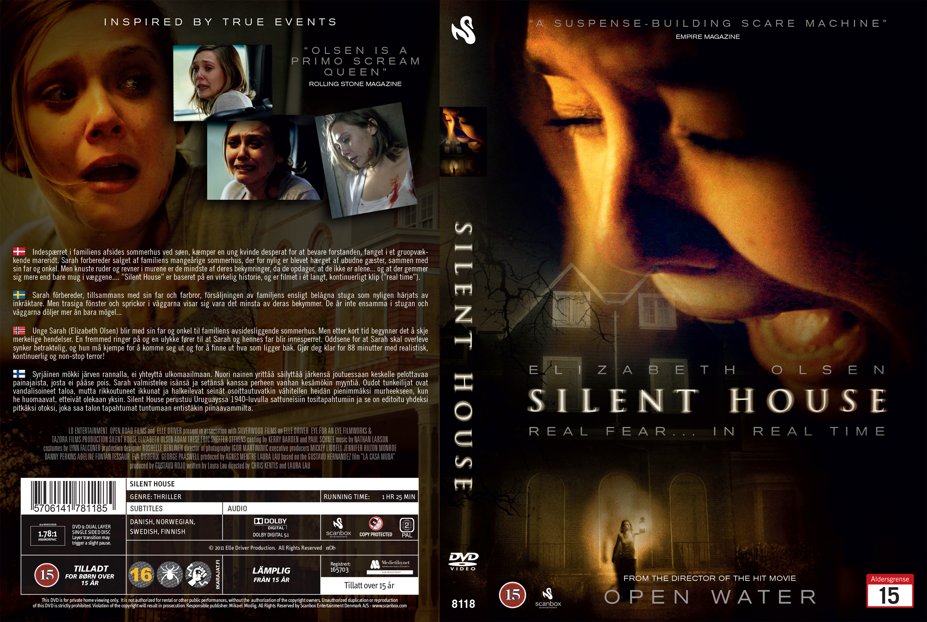 The House Of Sin Dvd covers.box.sk ::: silent house (2011) - nordic - high