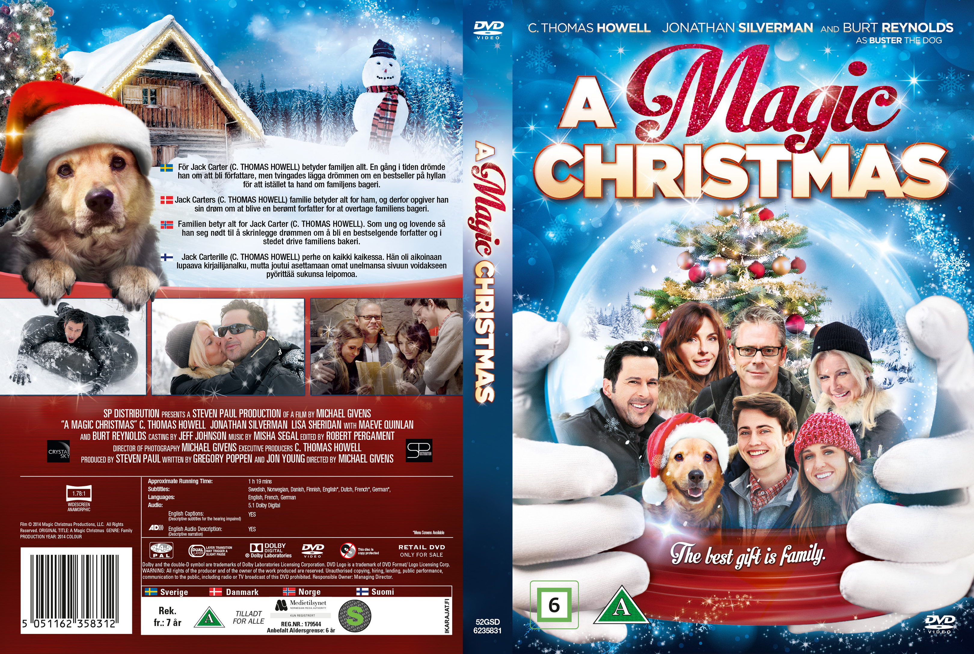 Hallmark movie the christmas box