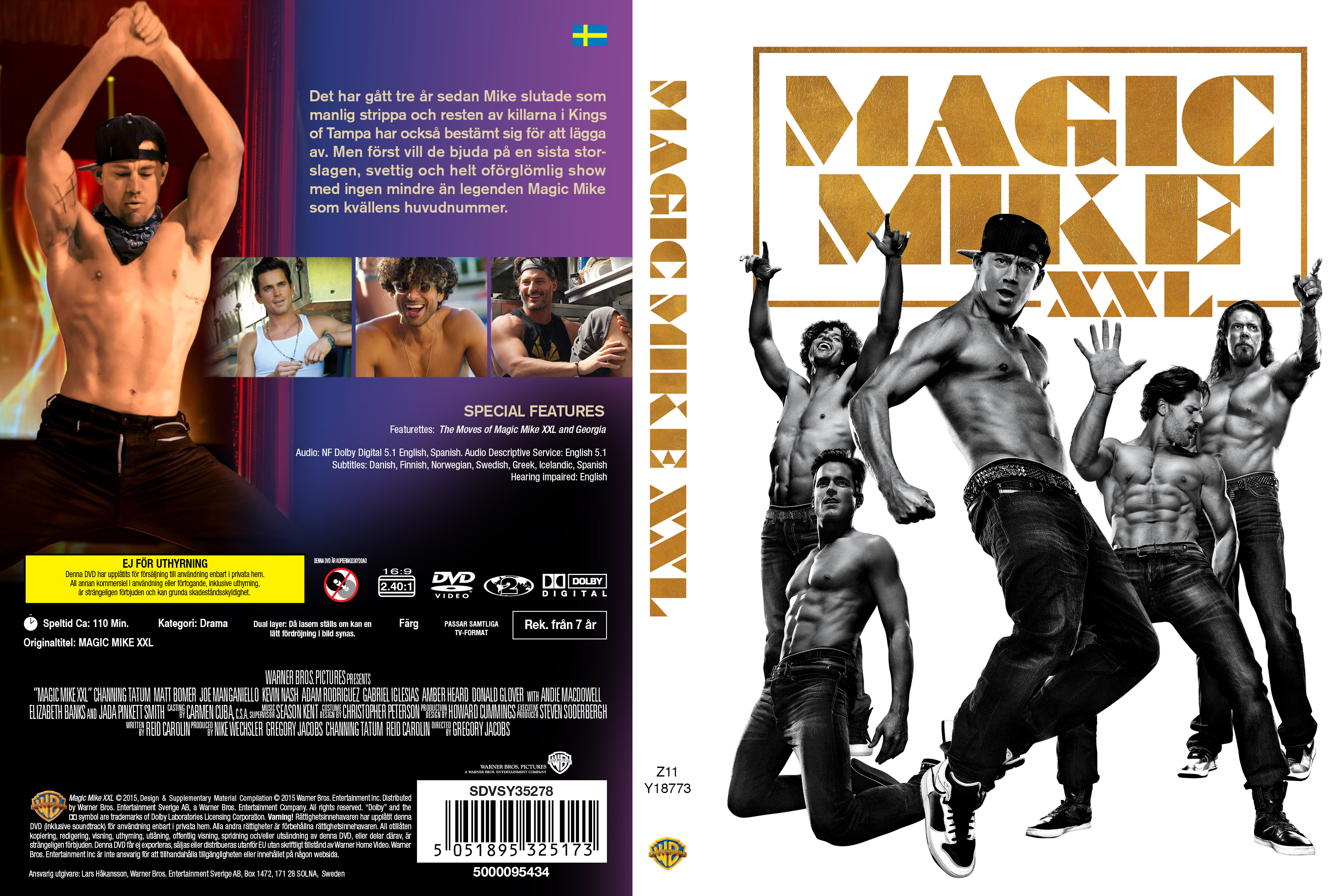 magic mike 2 come out on dvd