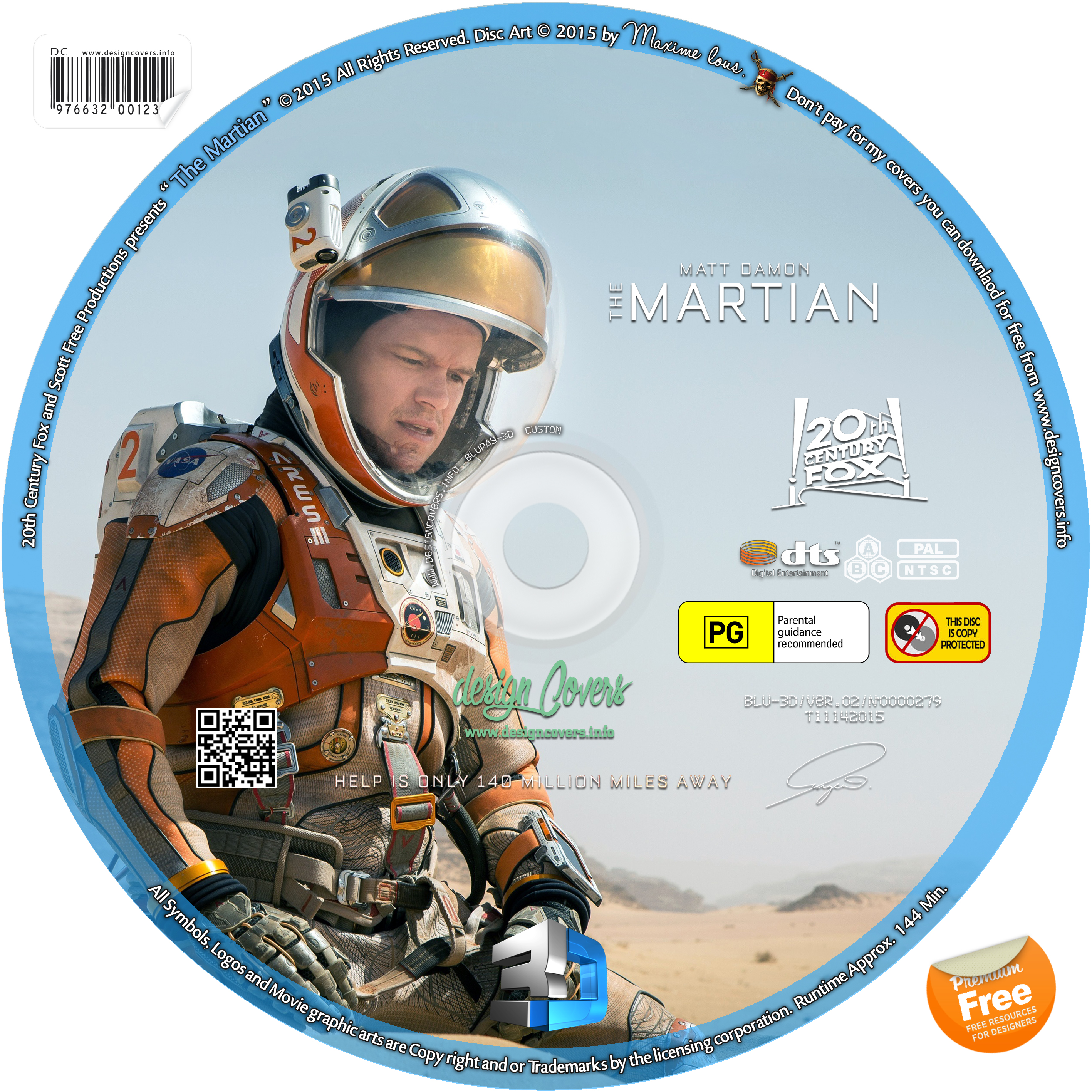 download the martian 2015