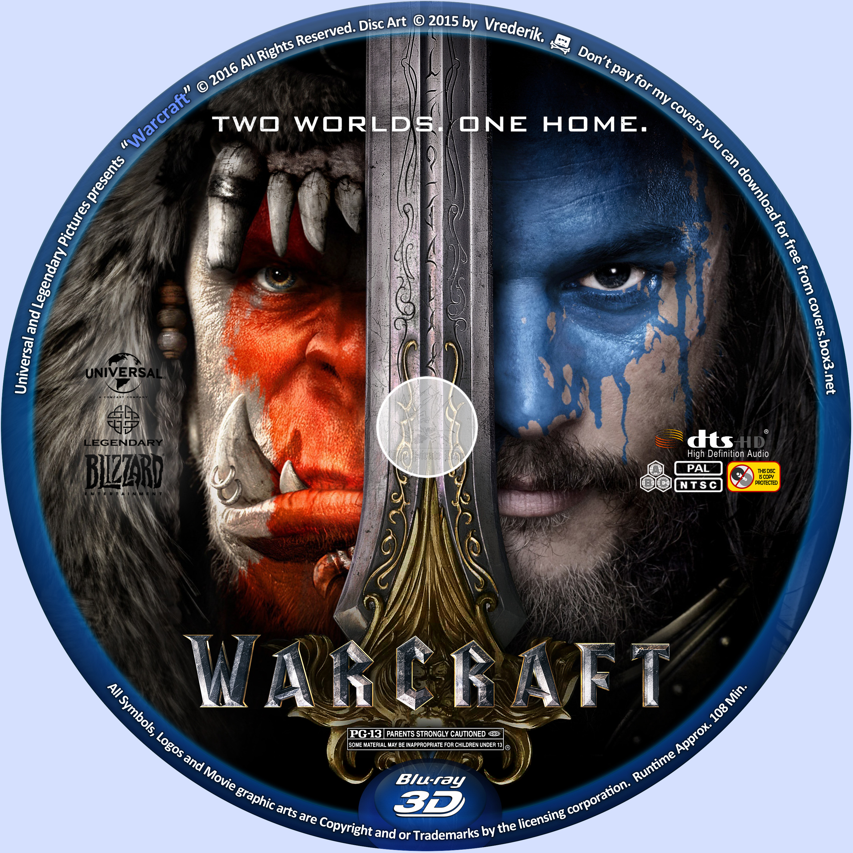 Warcraft Film Dvd
