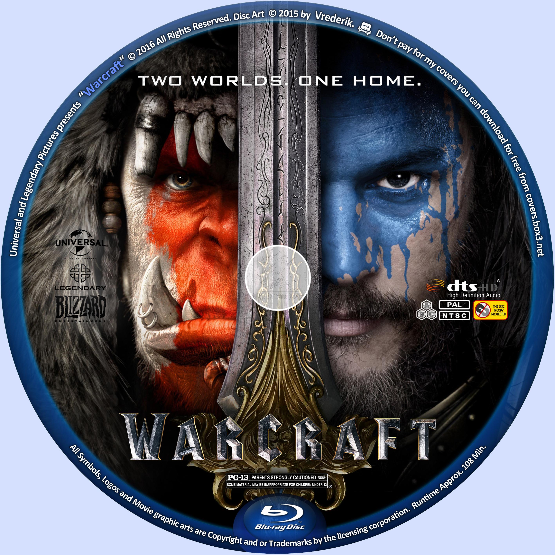 Warcraft Film Dvd
