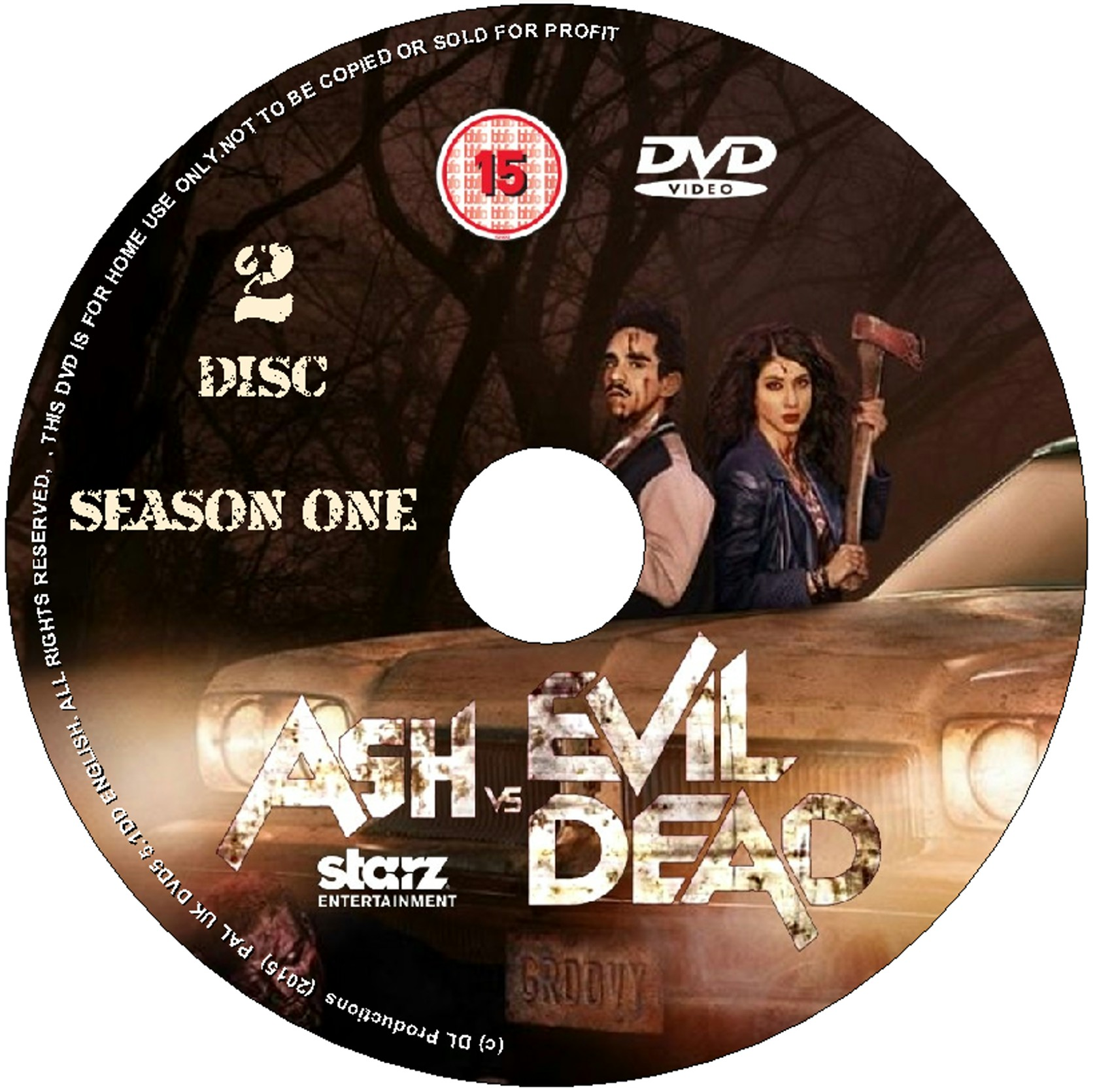 Ash vs evil dead soundtrack tracklist season 1 youtube.