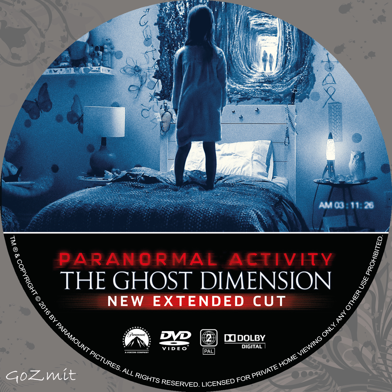 paranormal activity 5 cover - photo #20