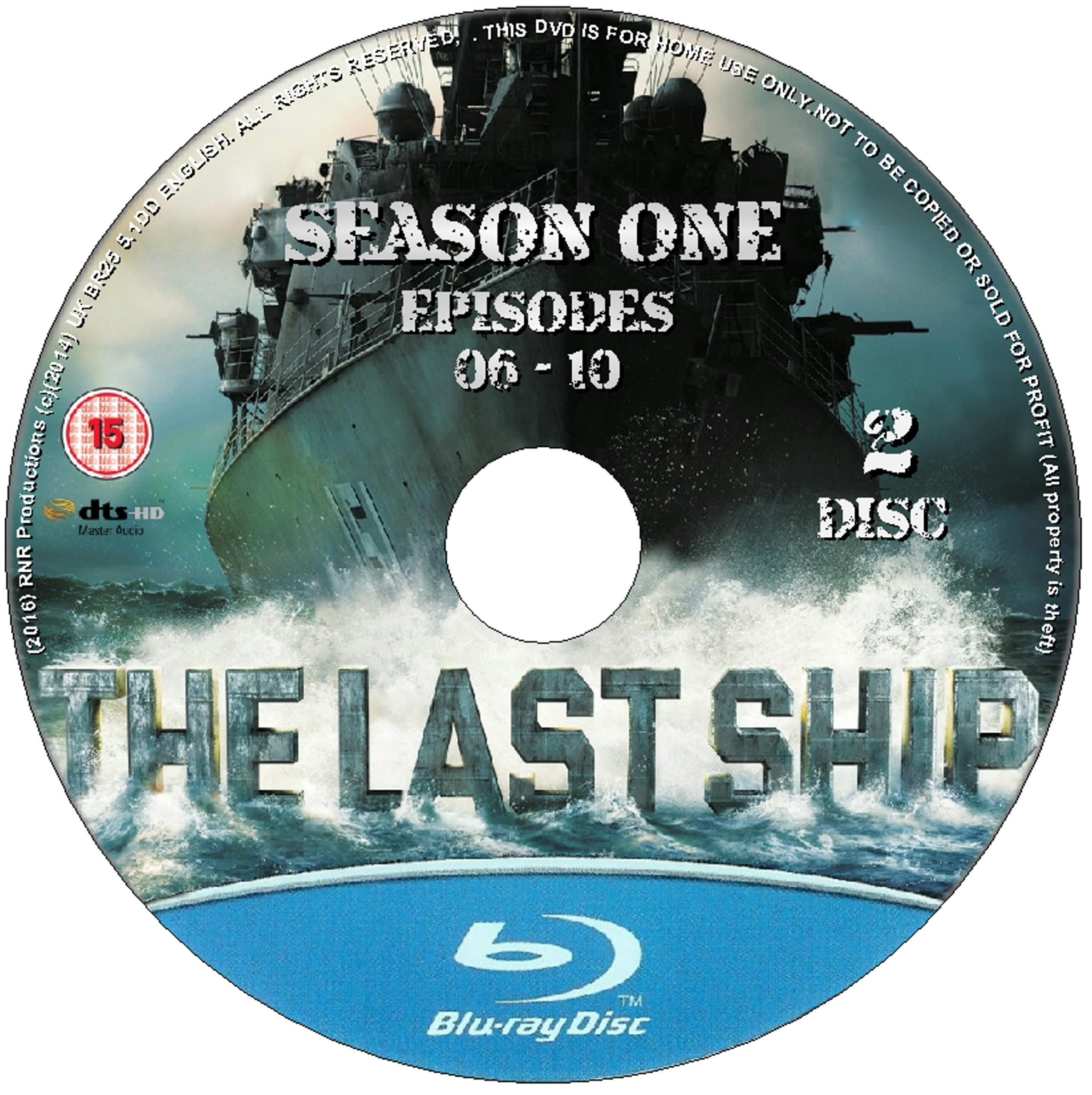 Catch-22 dvd Season 1