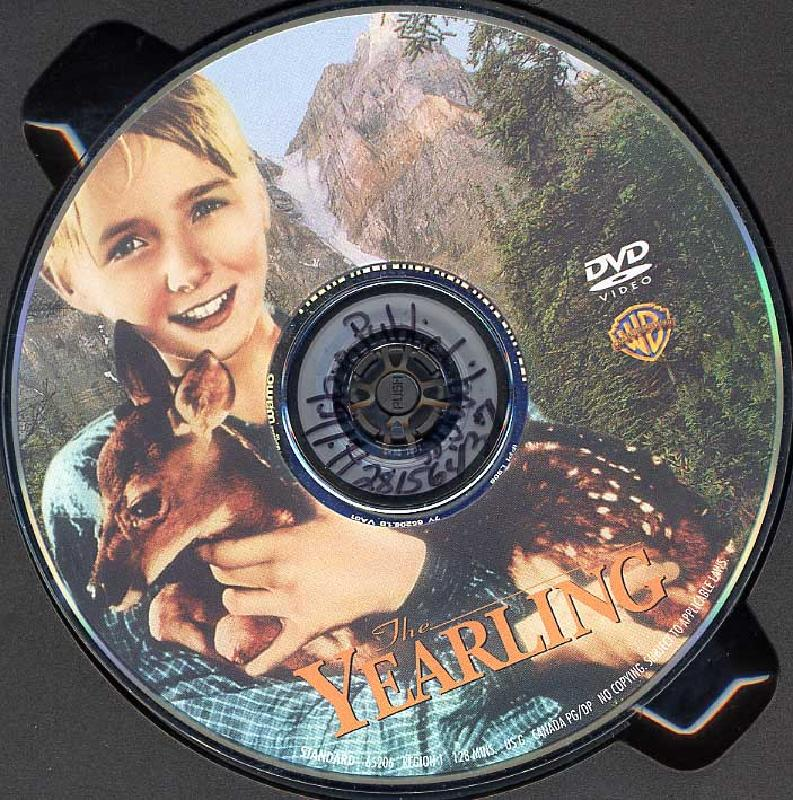COVERS BOX SK ::: The Yearling (1946) - high quality DVD