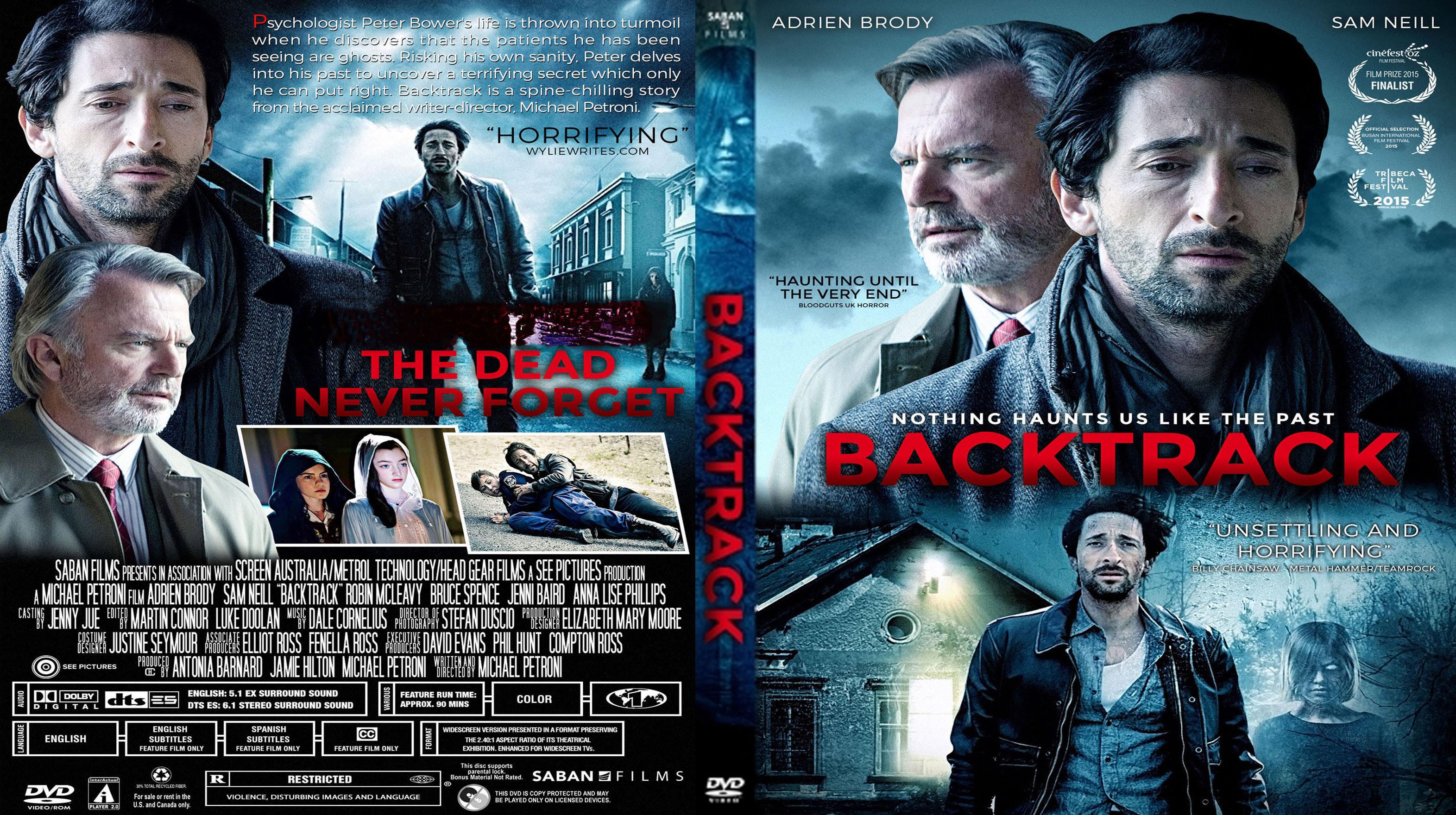 ผลการค้นหารูปภาพสำหรับ backtrack film 2015