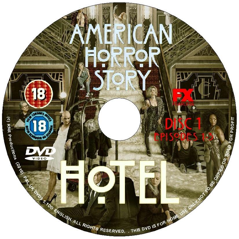 COVERS BOX SK ::: American Horror Story - Season 5 - high quality
