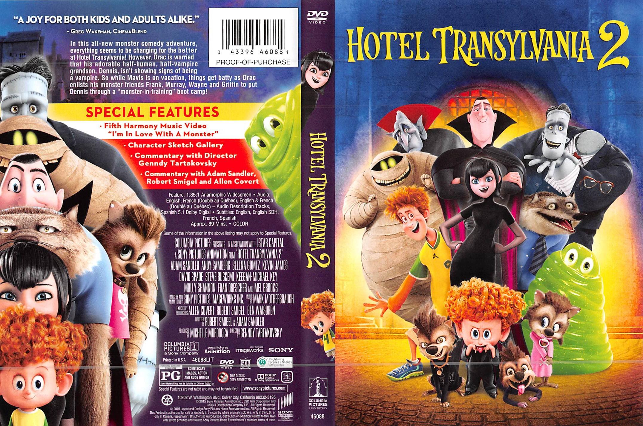 Berita Harian Hotel Transylvania 2 2015