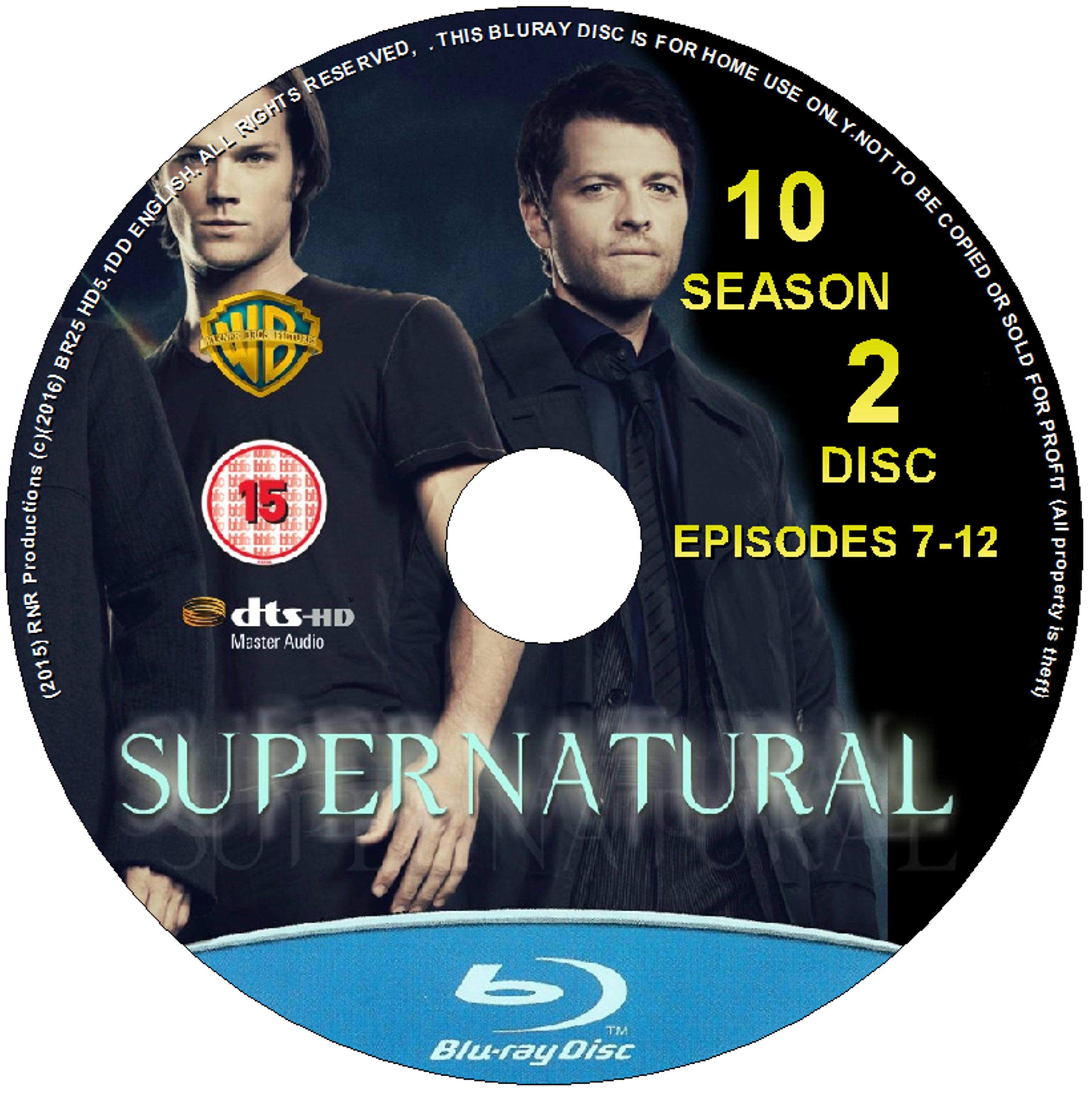 supernatural season 10 download