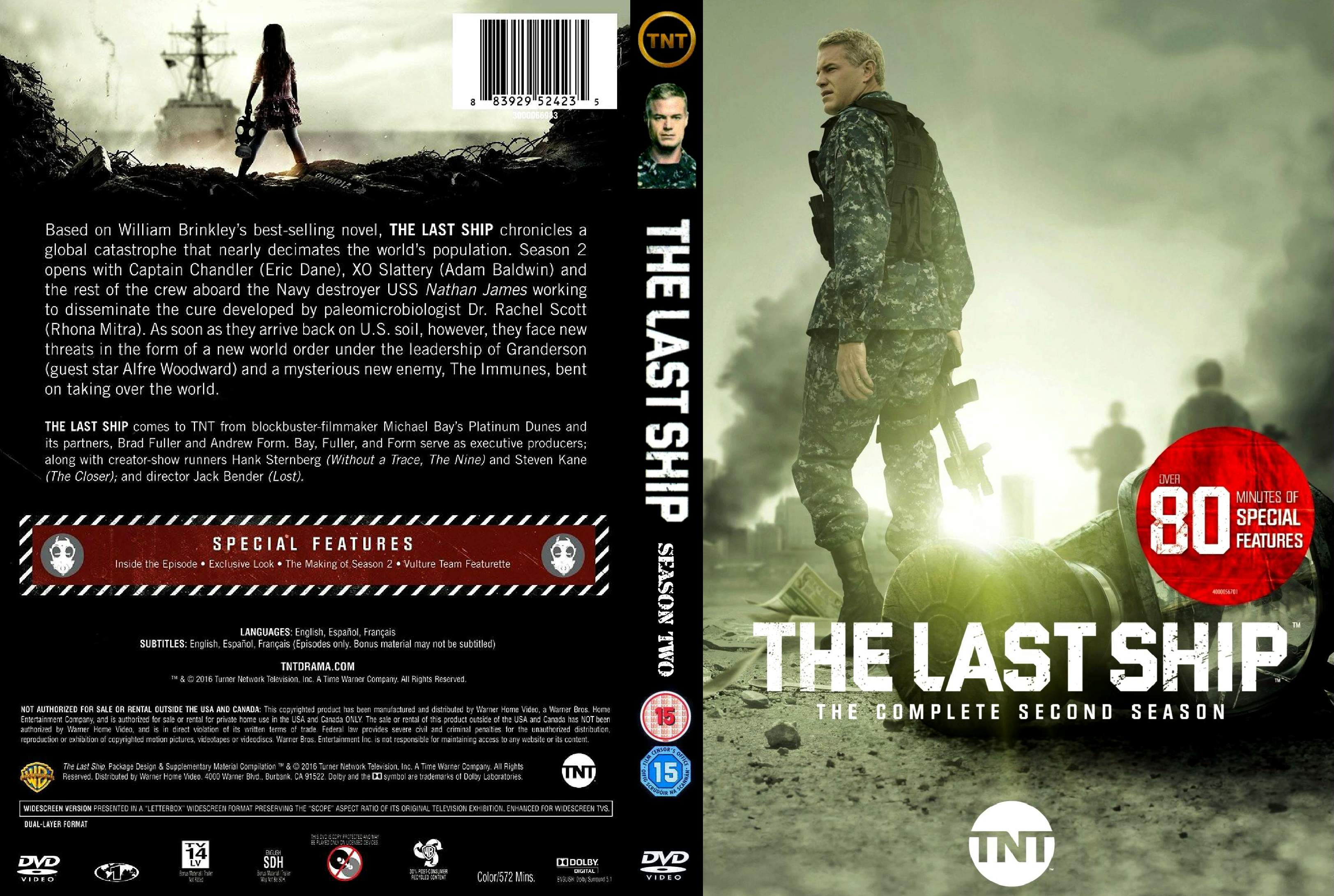 the last ship staffel 2