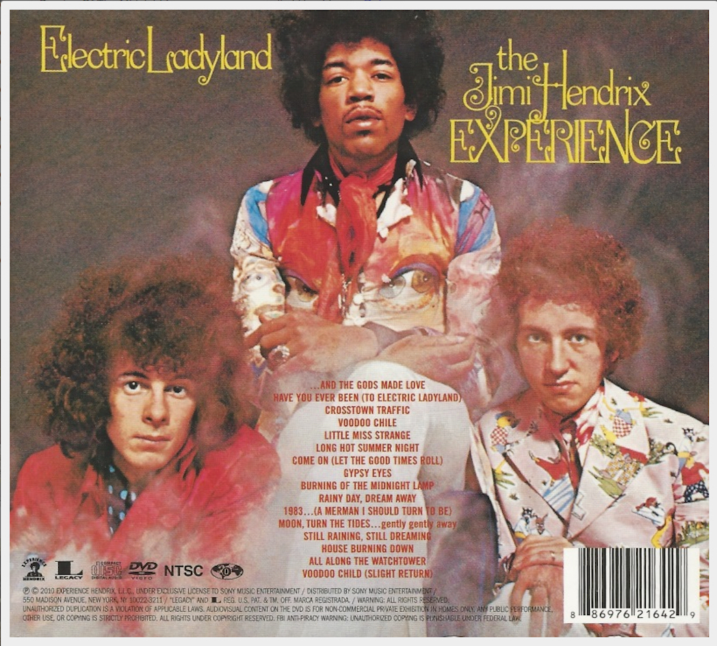 a life and career of jimi hendrix experince Jimi hendrix: the sgt pepper experience the audience that day as the jimi hendrix experience headlined the bill at blue plaque commemorating his life and.