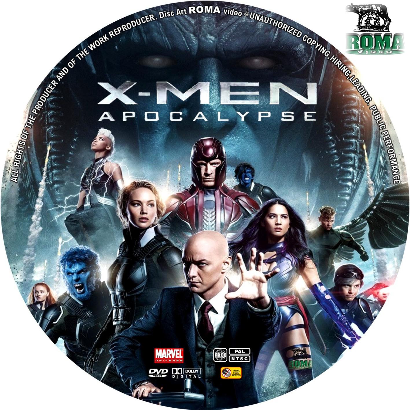 coversboxsk x men apocalypse 2016 high quality