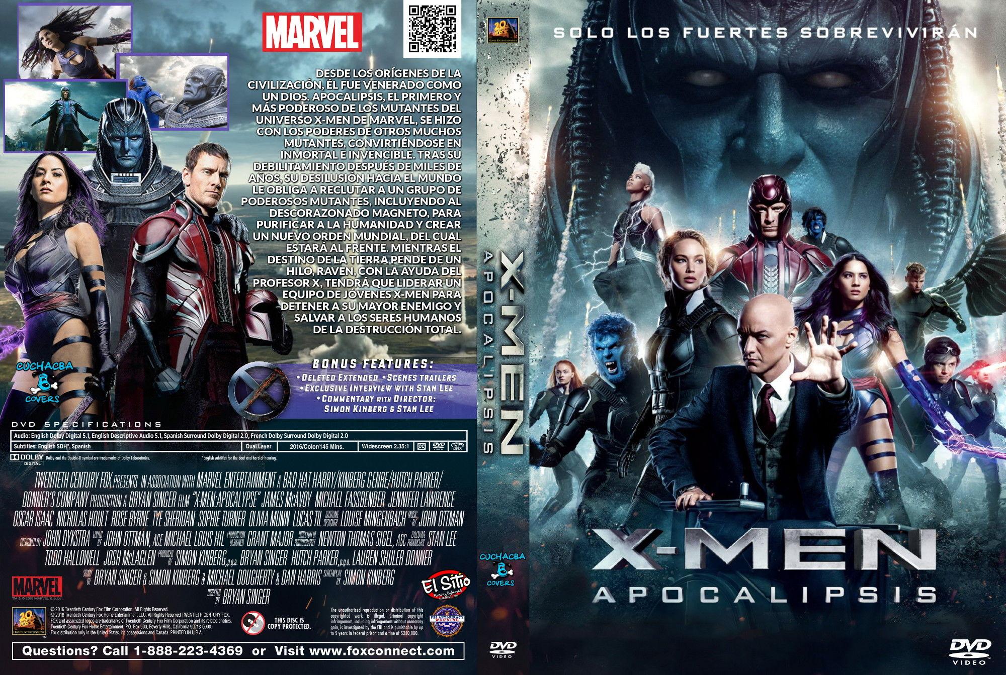 Comic: X-Men: Black DESCARGAR Gratis | DescargarComics.Net