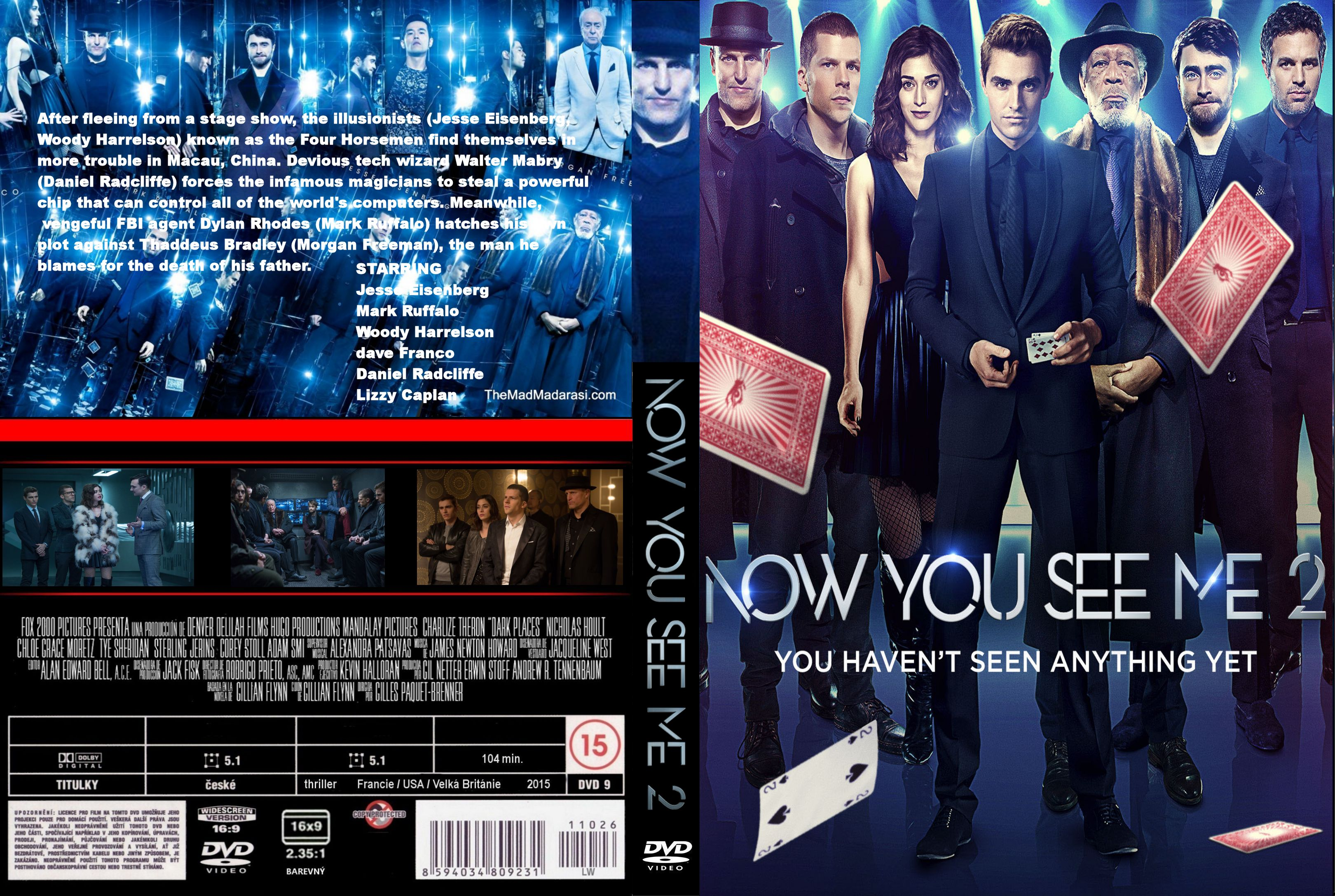 now you see me 2 download full movie hd