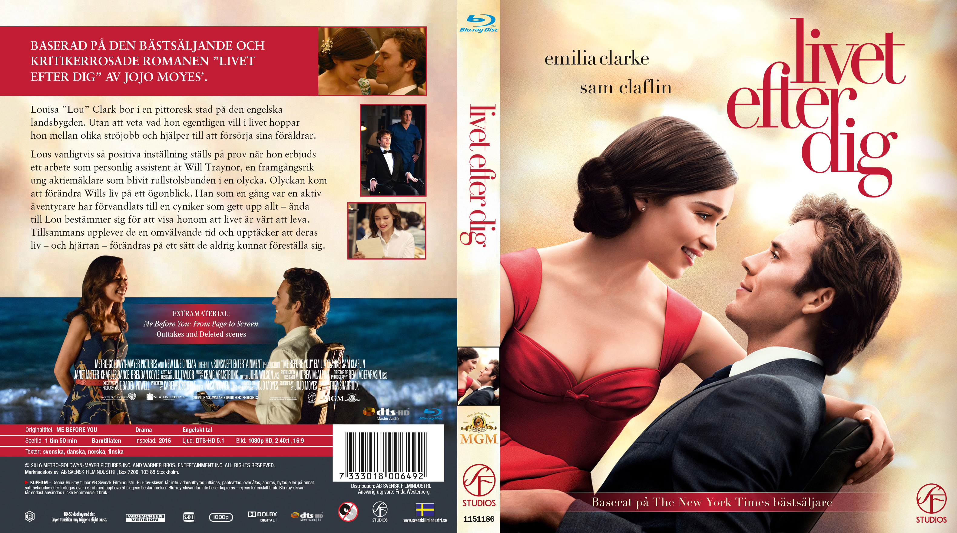 Coversboxsk Me Before You Blu Ray 2016 High Quality Dvd