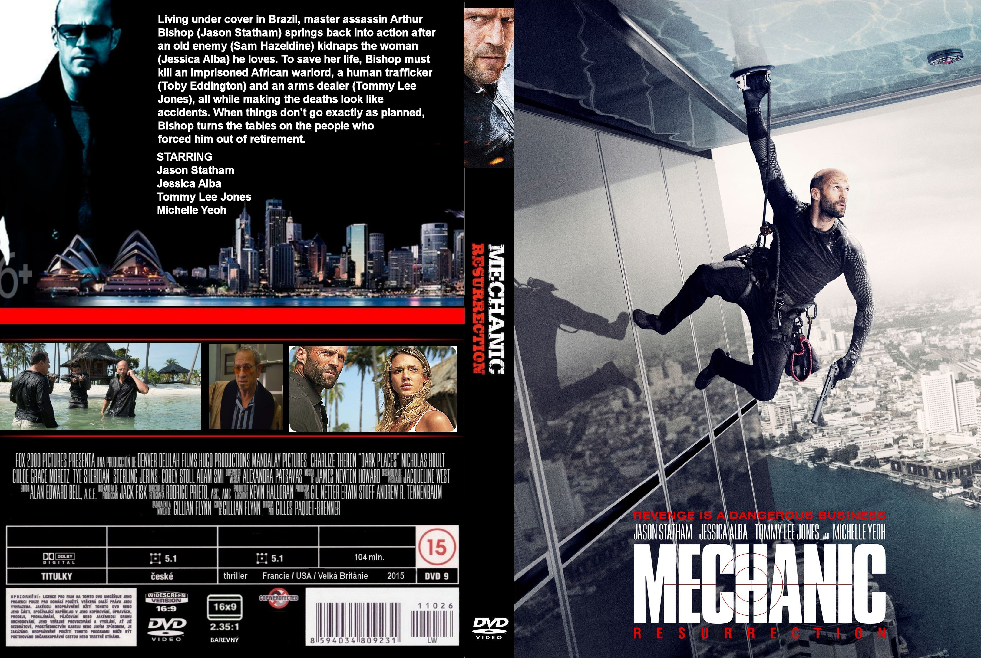 mechanic 2 english movie download