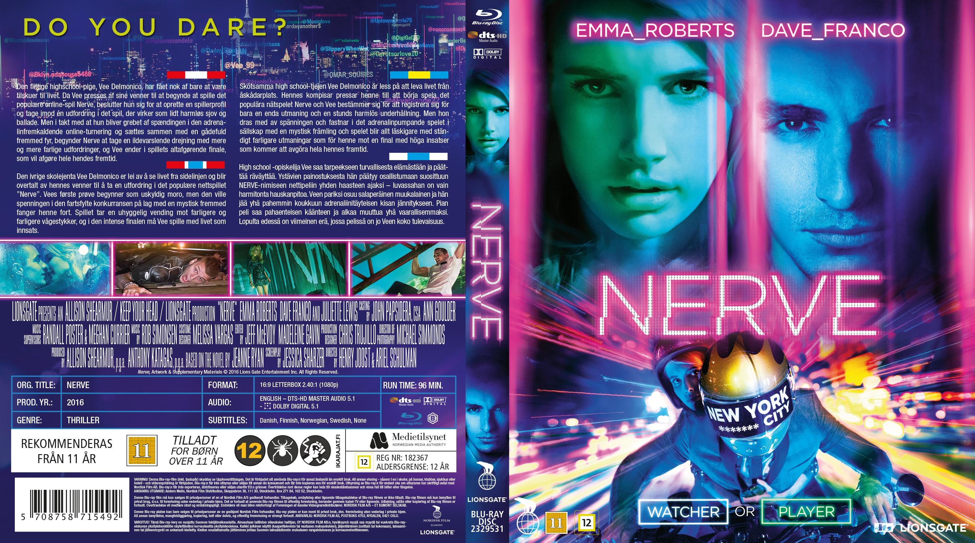 nerve full movie 1080p
