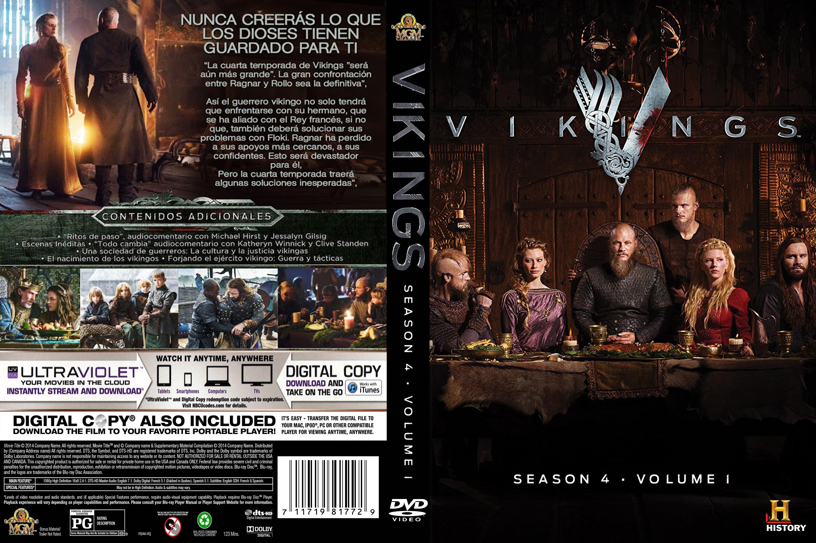 covers box sk vikings season 4 volume 1 2016   high