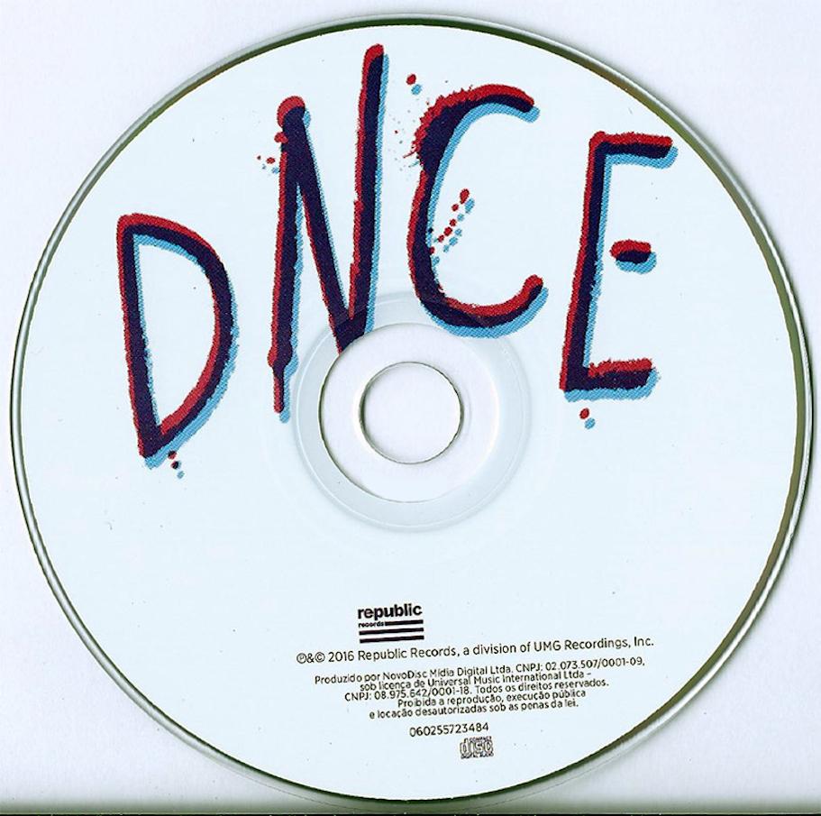 DNCE DNCE CD