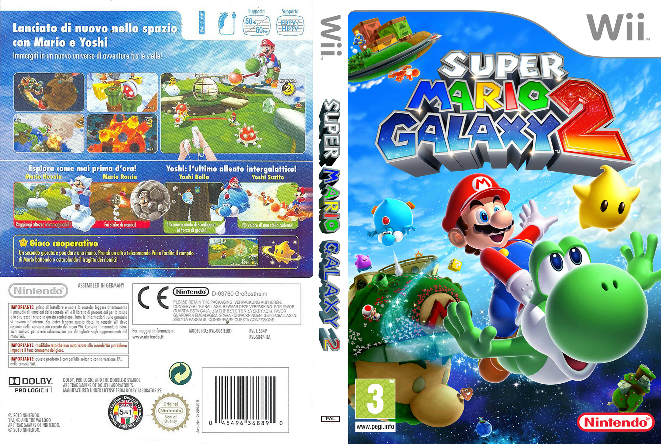 super mario galaxy download 2