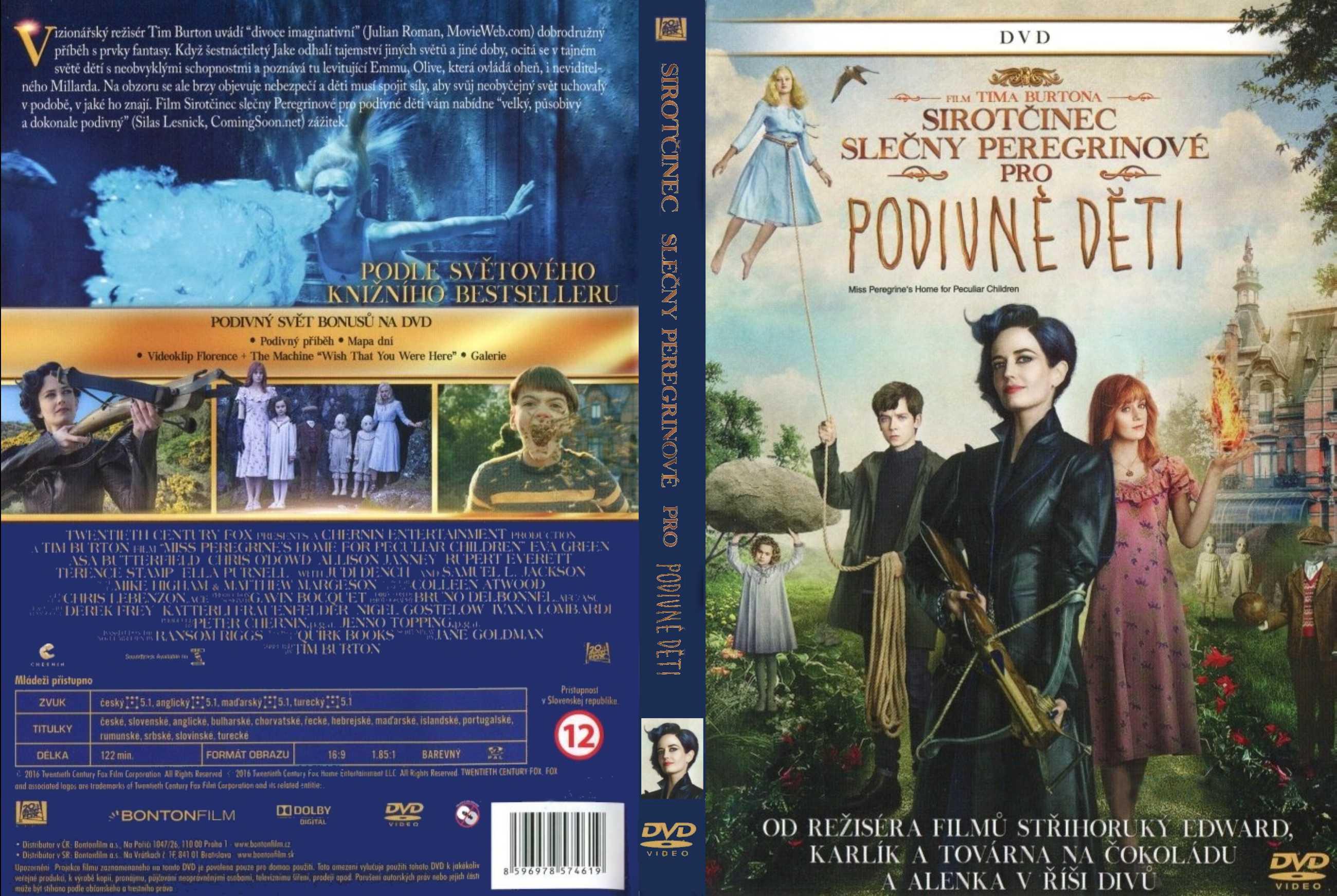 miss peregrine movie download
