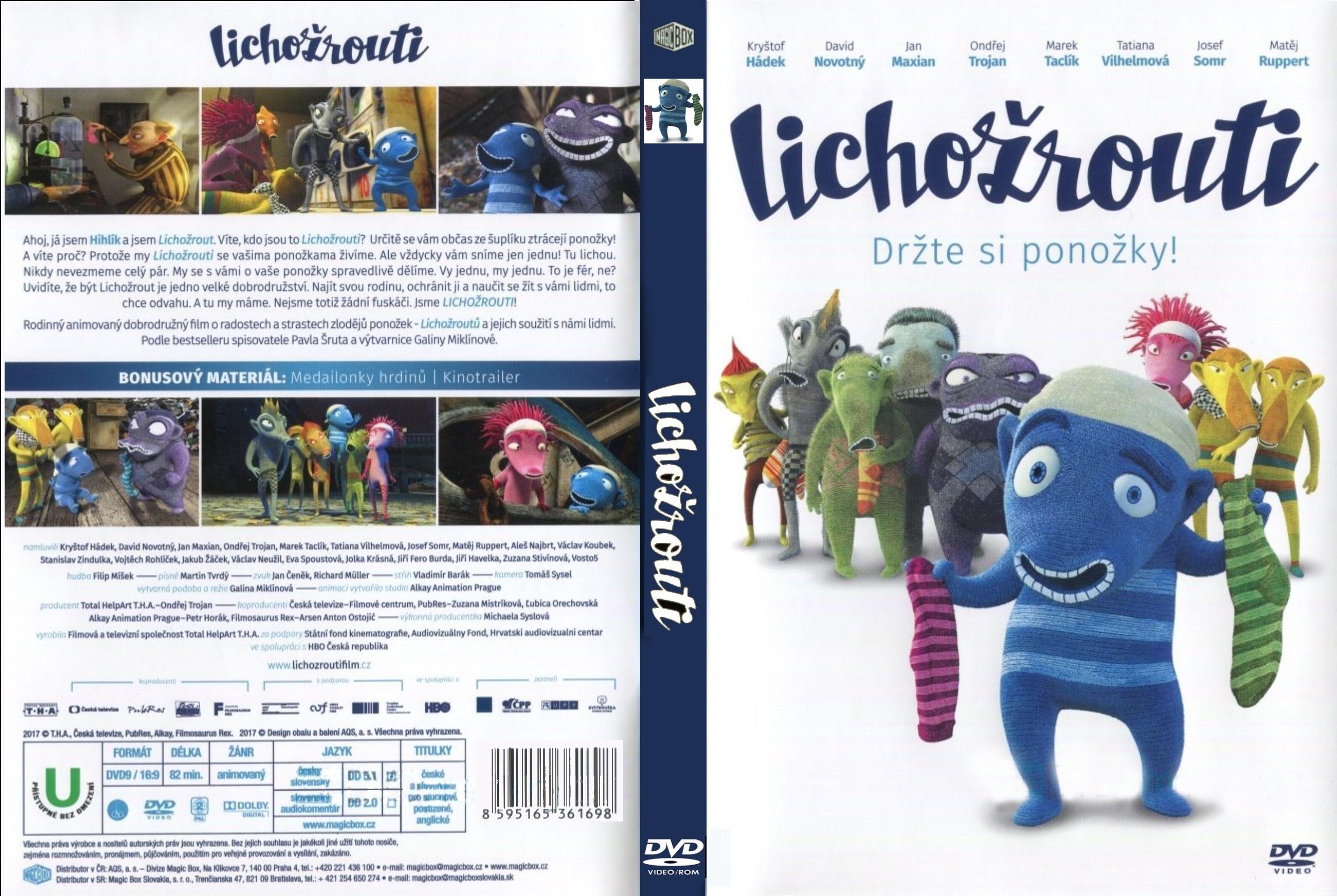 7c432c2ef7a COVERS.BOX.SK     Lichožrouti (2016) - high quality DVD   Blueray ...
