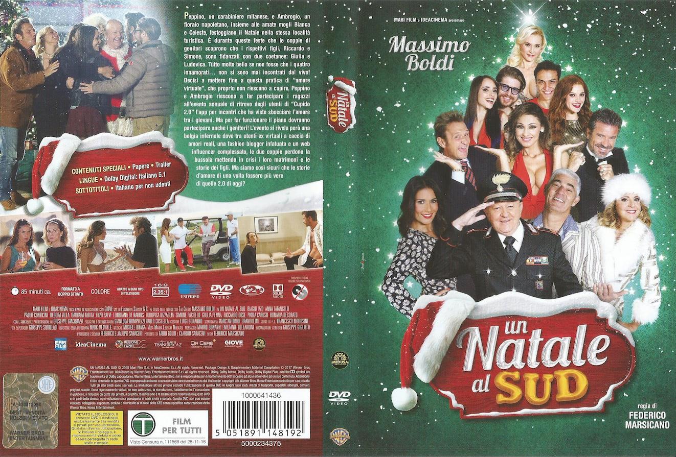 Natale Al Sud.Covers Box Sk Un Natale Al Sud 2016 High Quality Dvd Blueray Movie