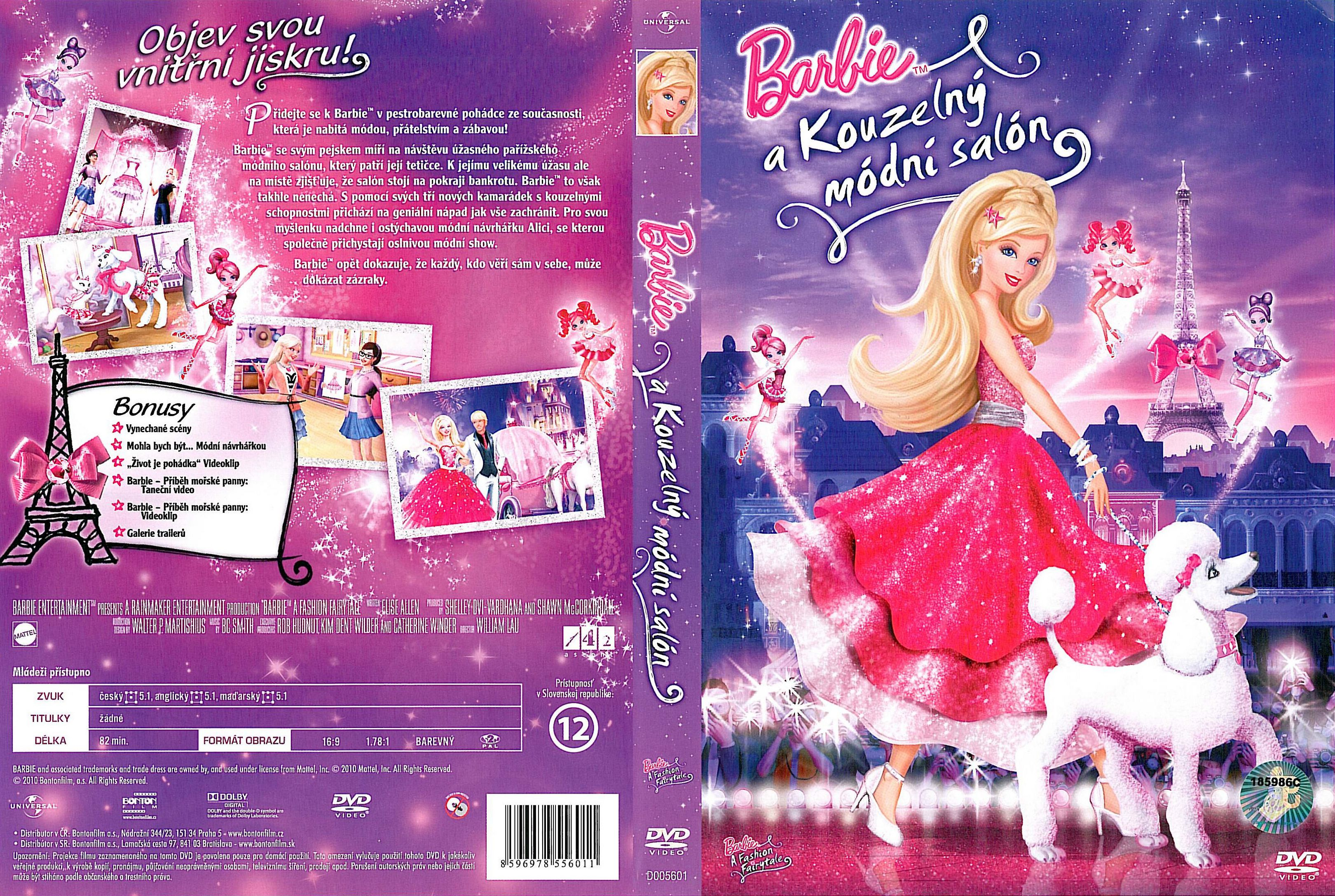 Barbie fairy fashion tale full movie 5