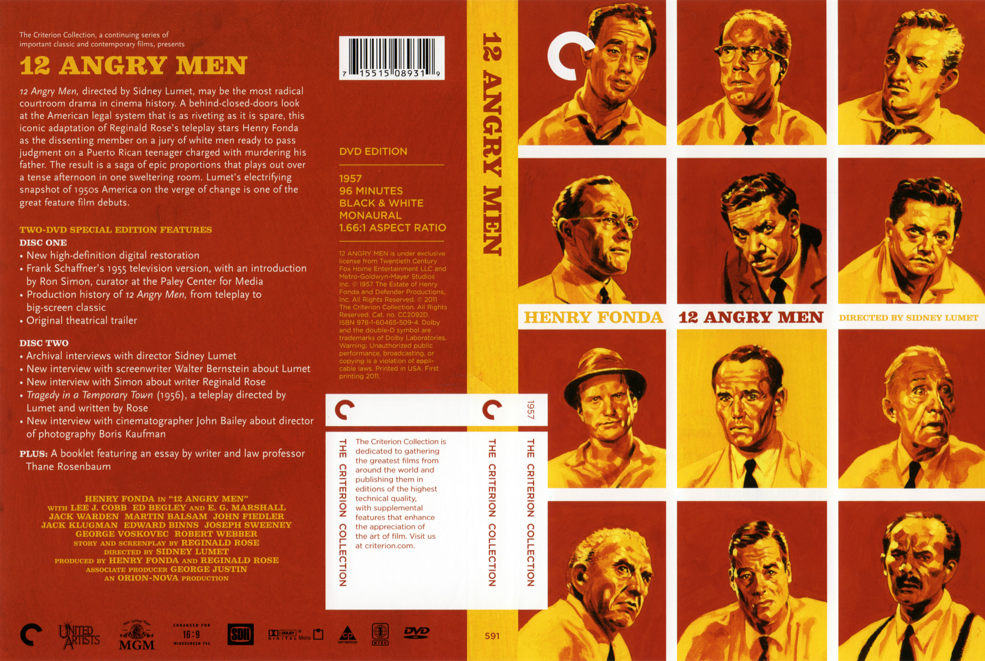 Film analysis twelve angry men