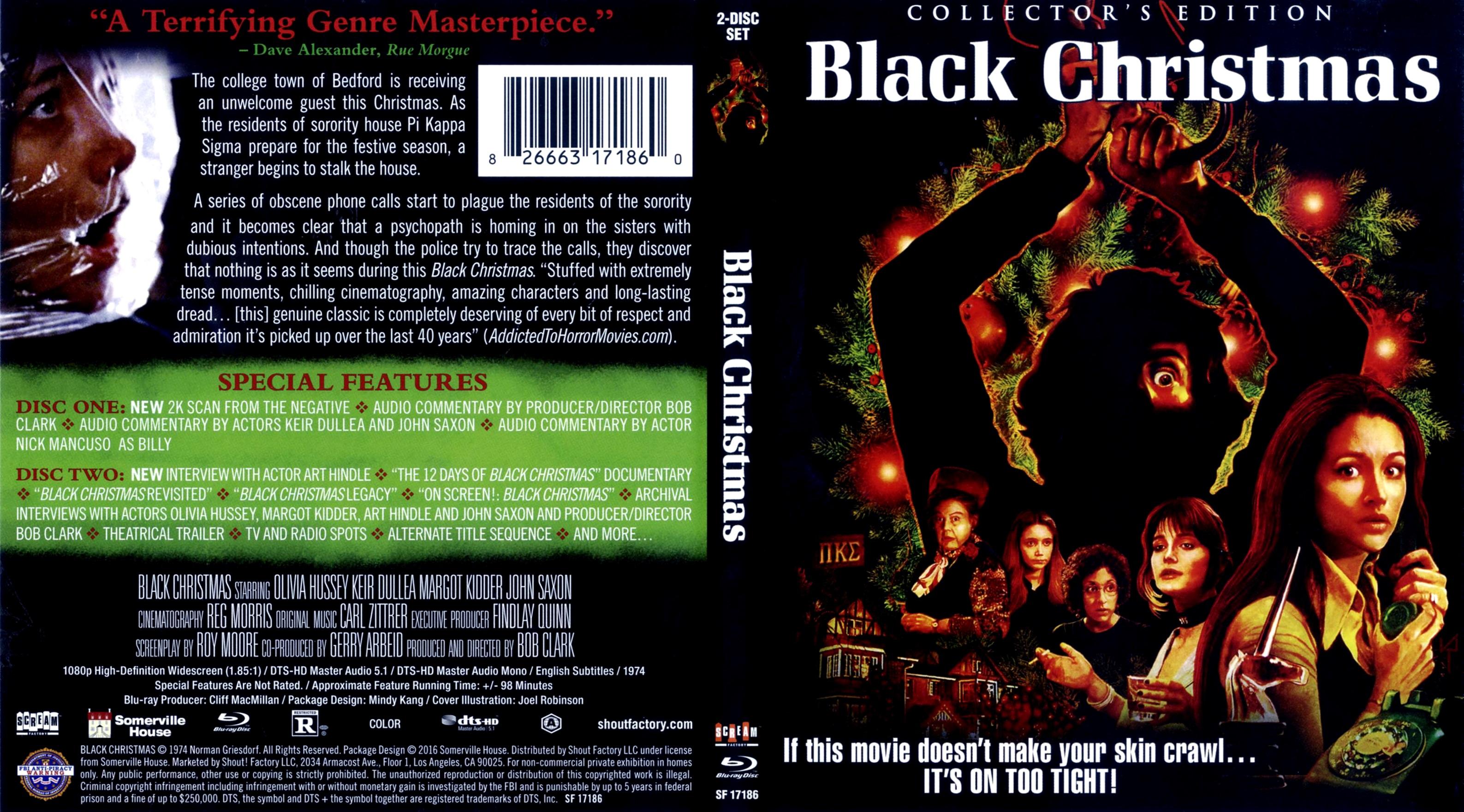 black christmas 1974 front - Black Christmas Music