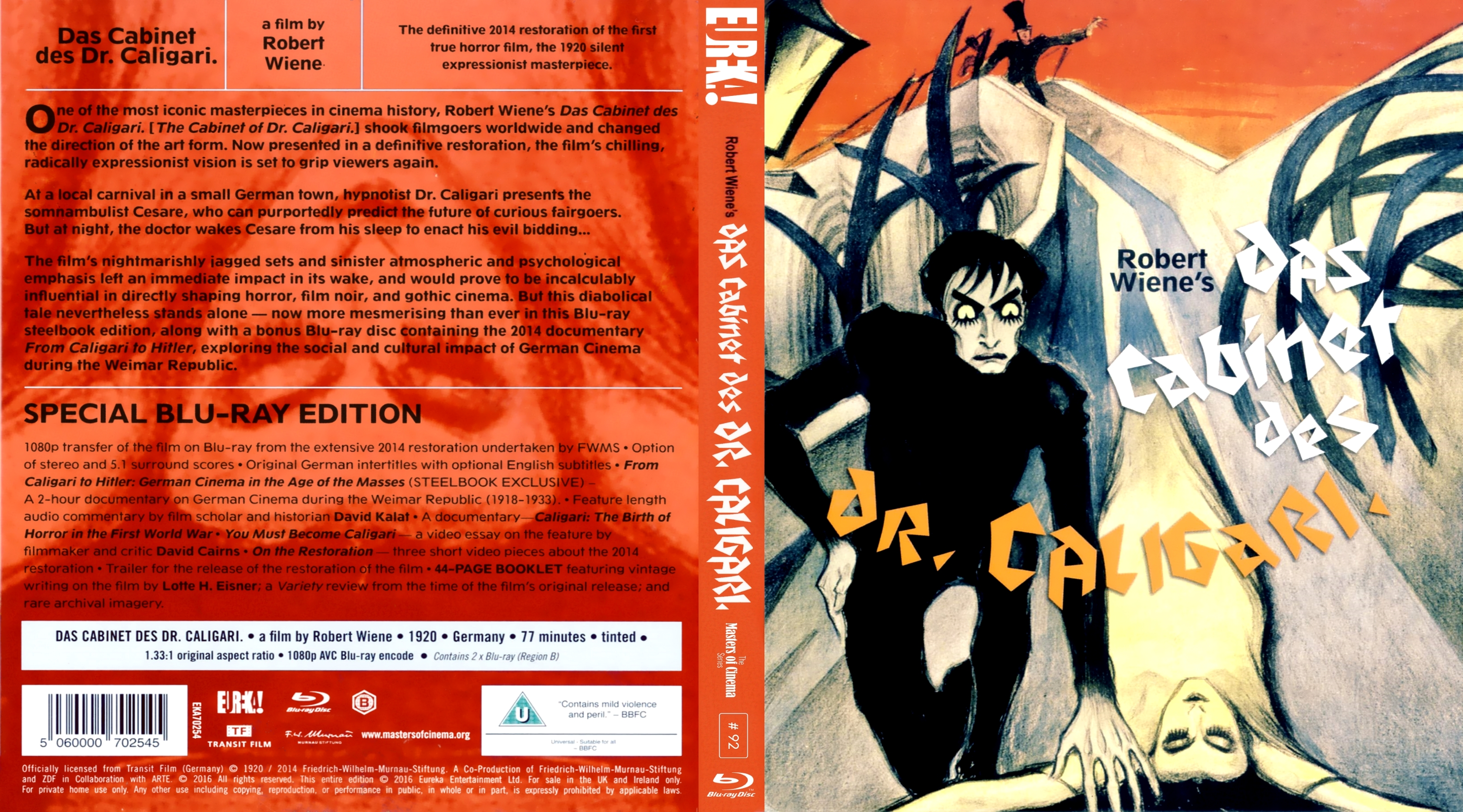 foredoomed failure of dr caligari But never mind it: a coven of witches gathers on a foredoomed slope – and in a setting where eight mystagogues choose to travel across light years o' spirit.