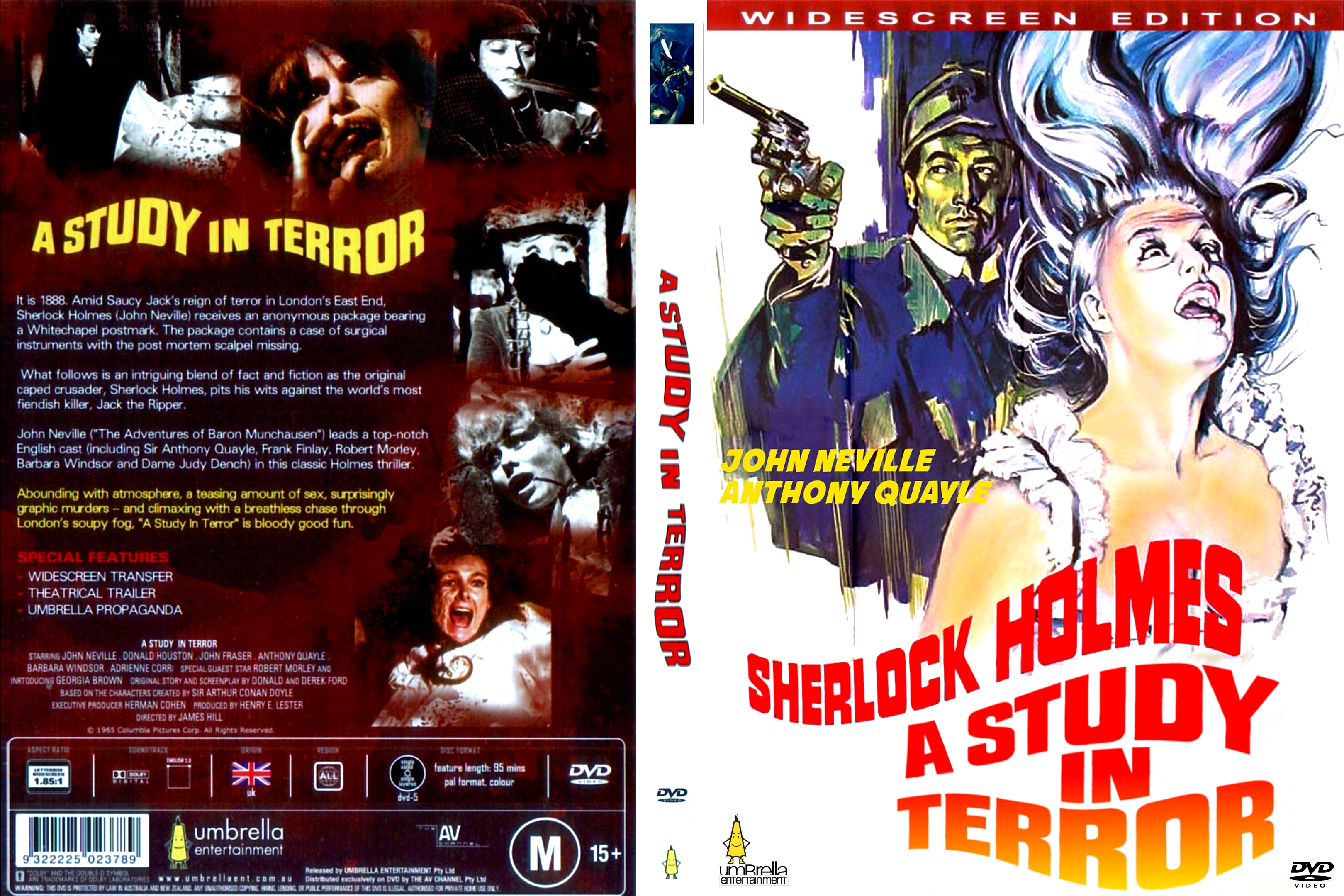 Study In Terror, A (1965) - The Movie Soundtrack Database