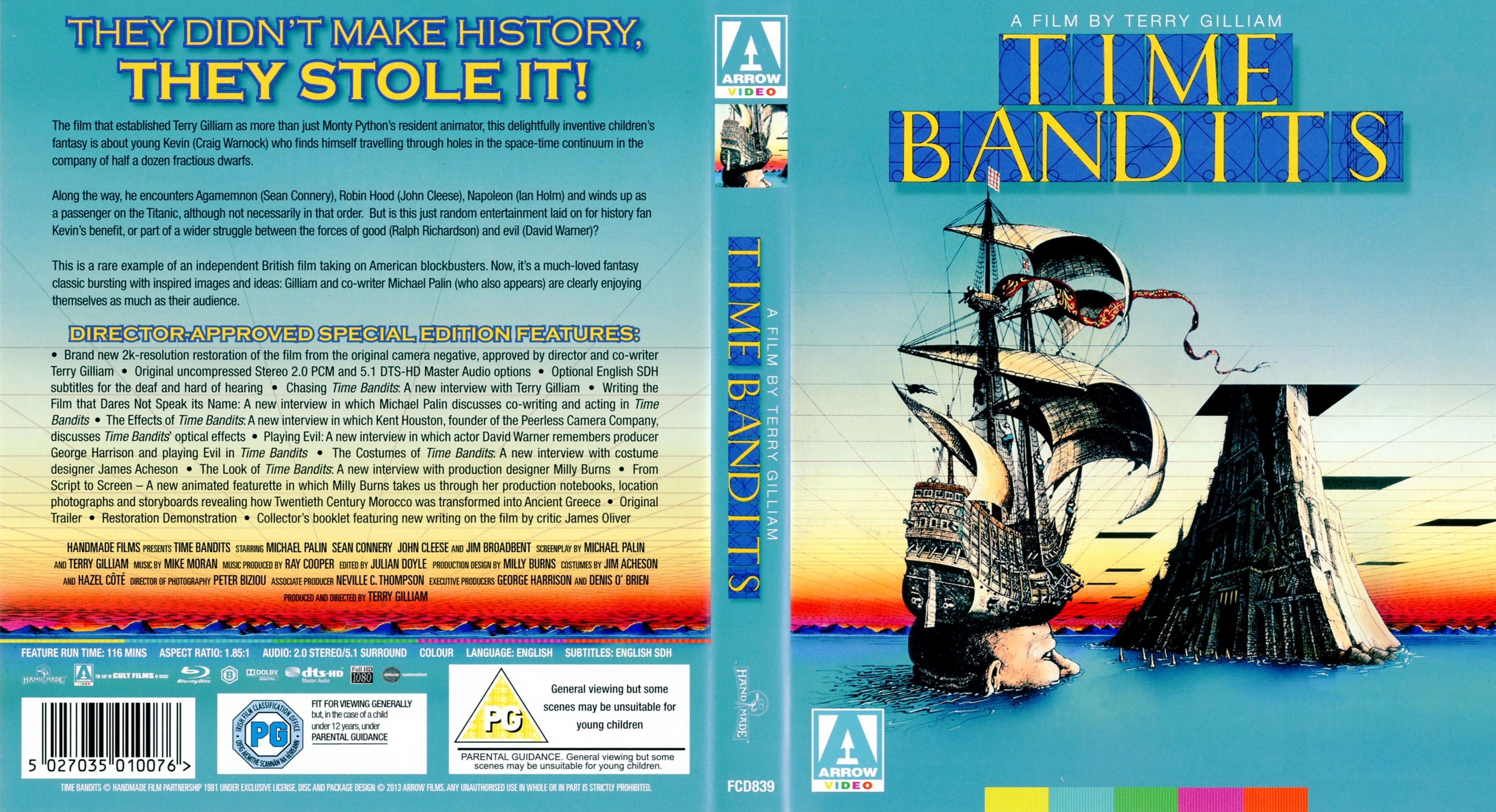 time bandits full movie download
