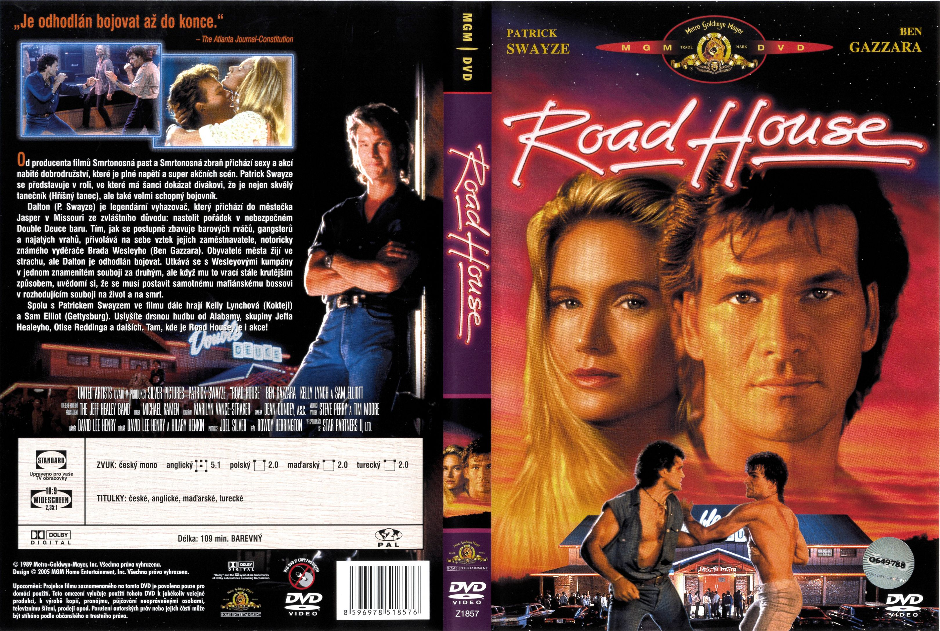 YARN | Yeah! | Road House (1989) | Video clips by quotes