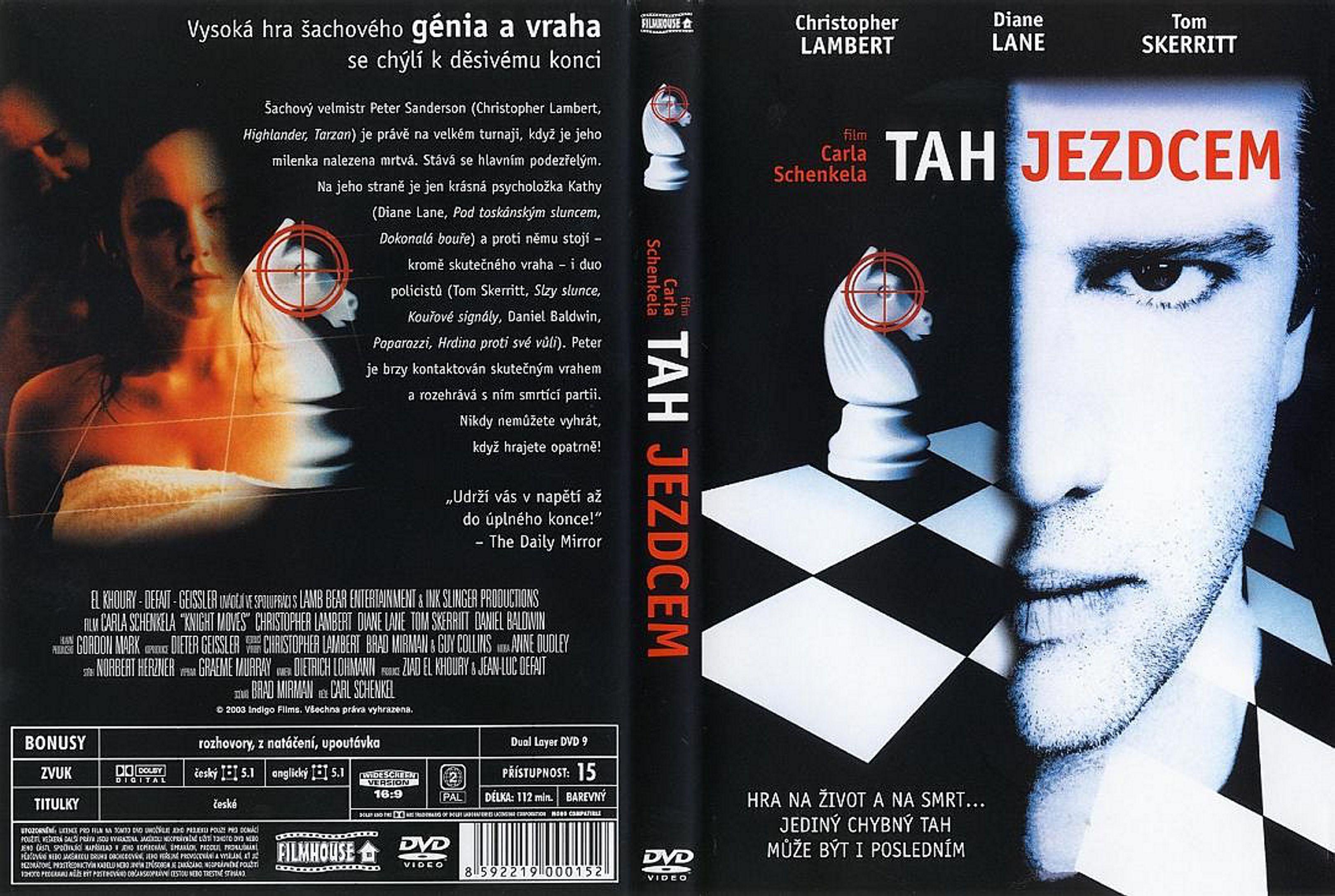 knight moves 1992 full movie