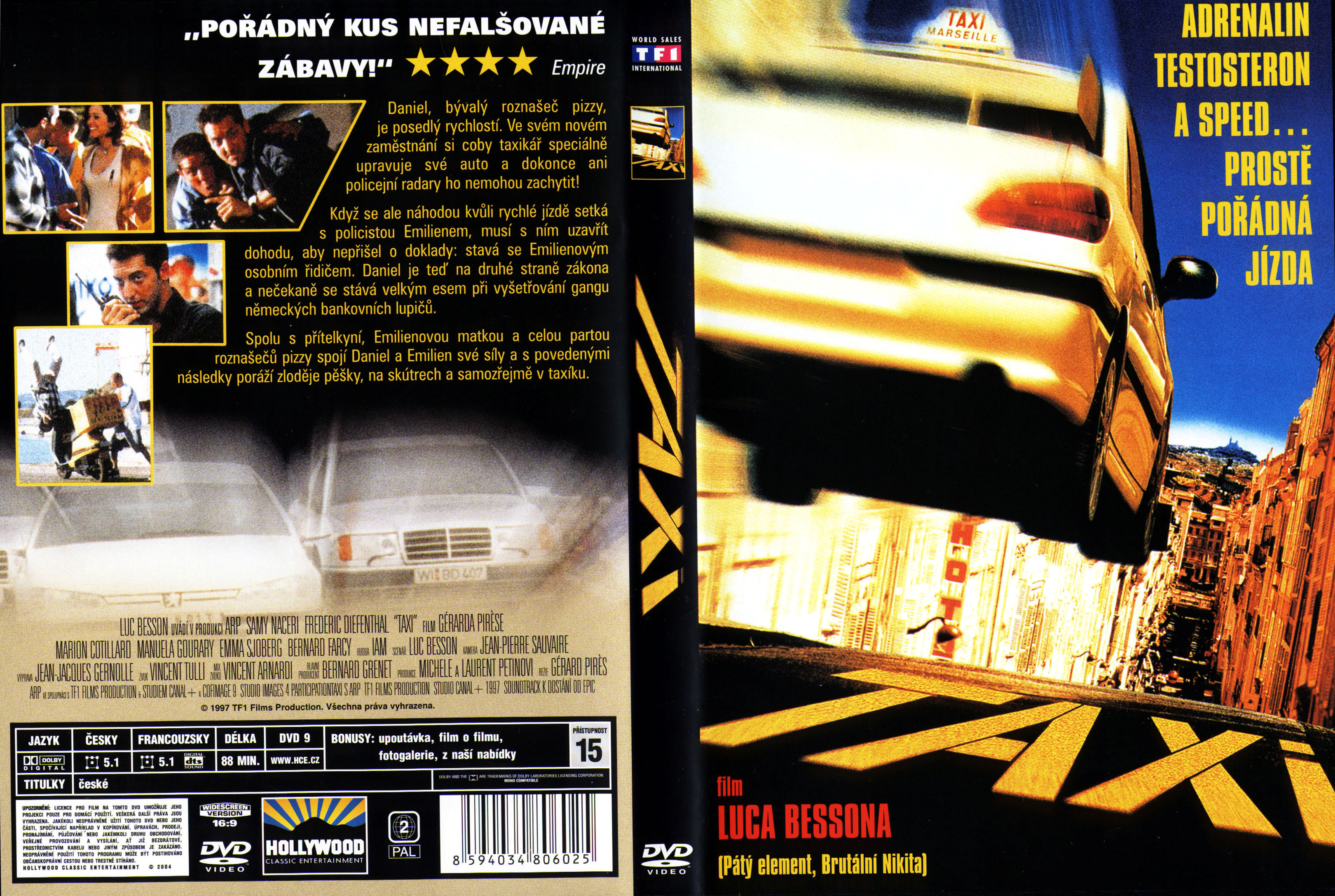 covers box sk taxi 1998 high quality dvd blueray movie. Black Bedroom Furniture Sets. Home Design Ideas