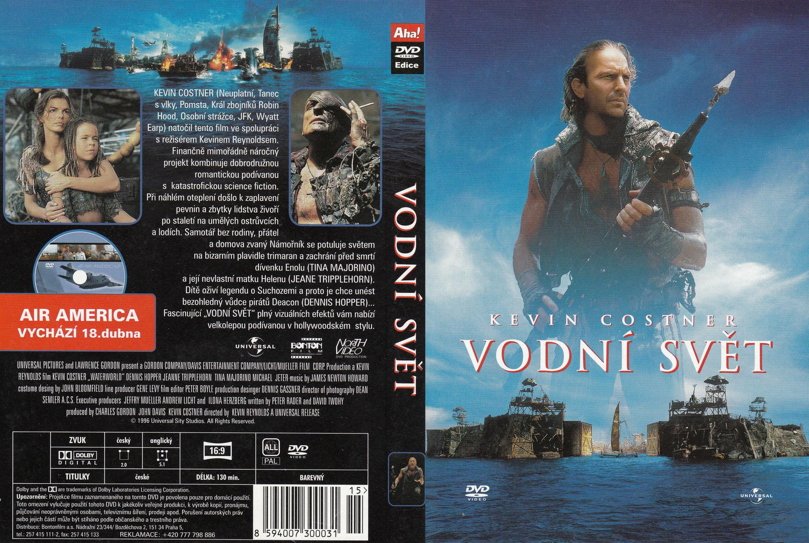 Waterworld movie youtube