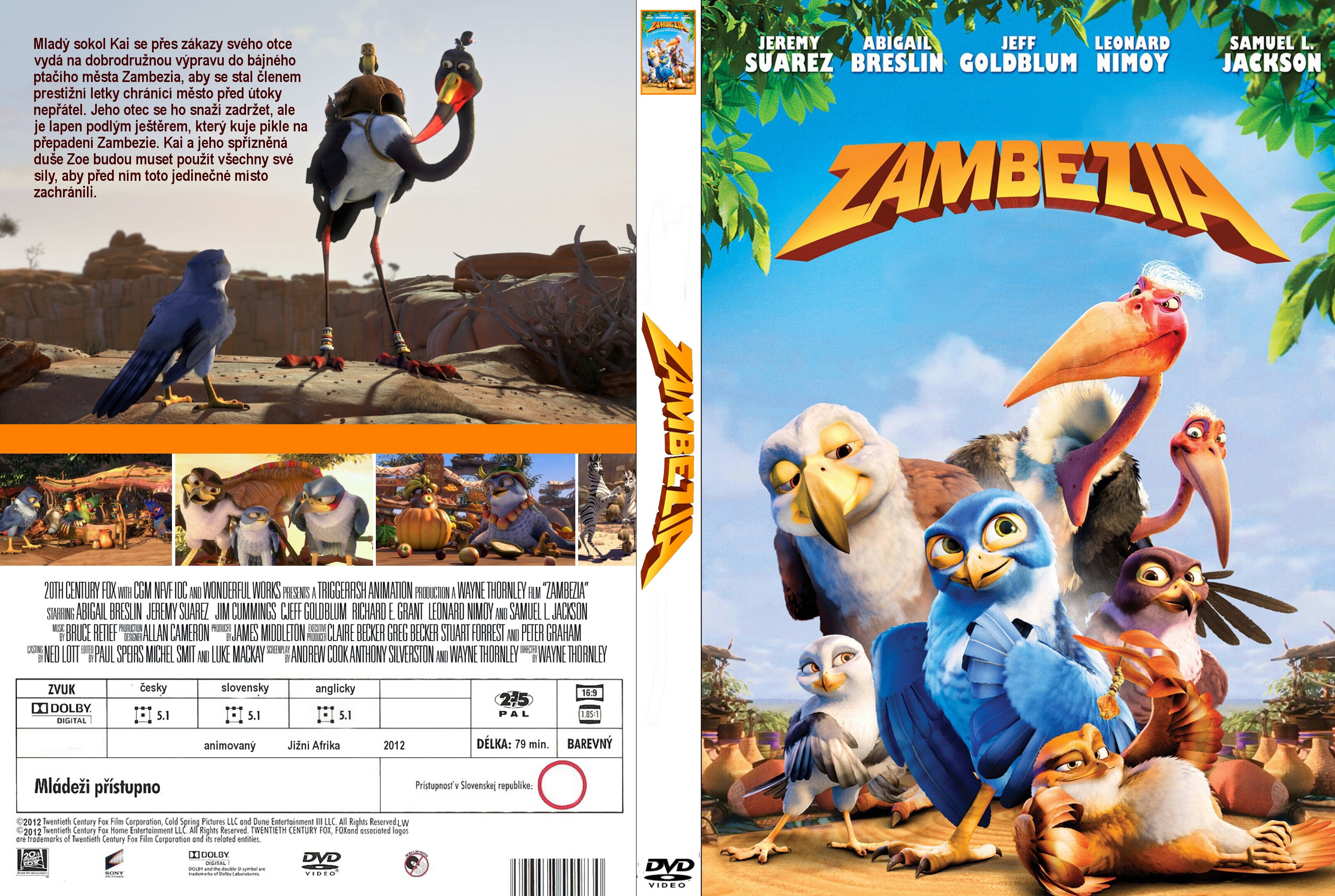 Zambezia full movie youtube.