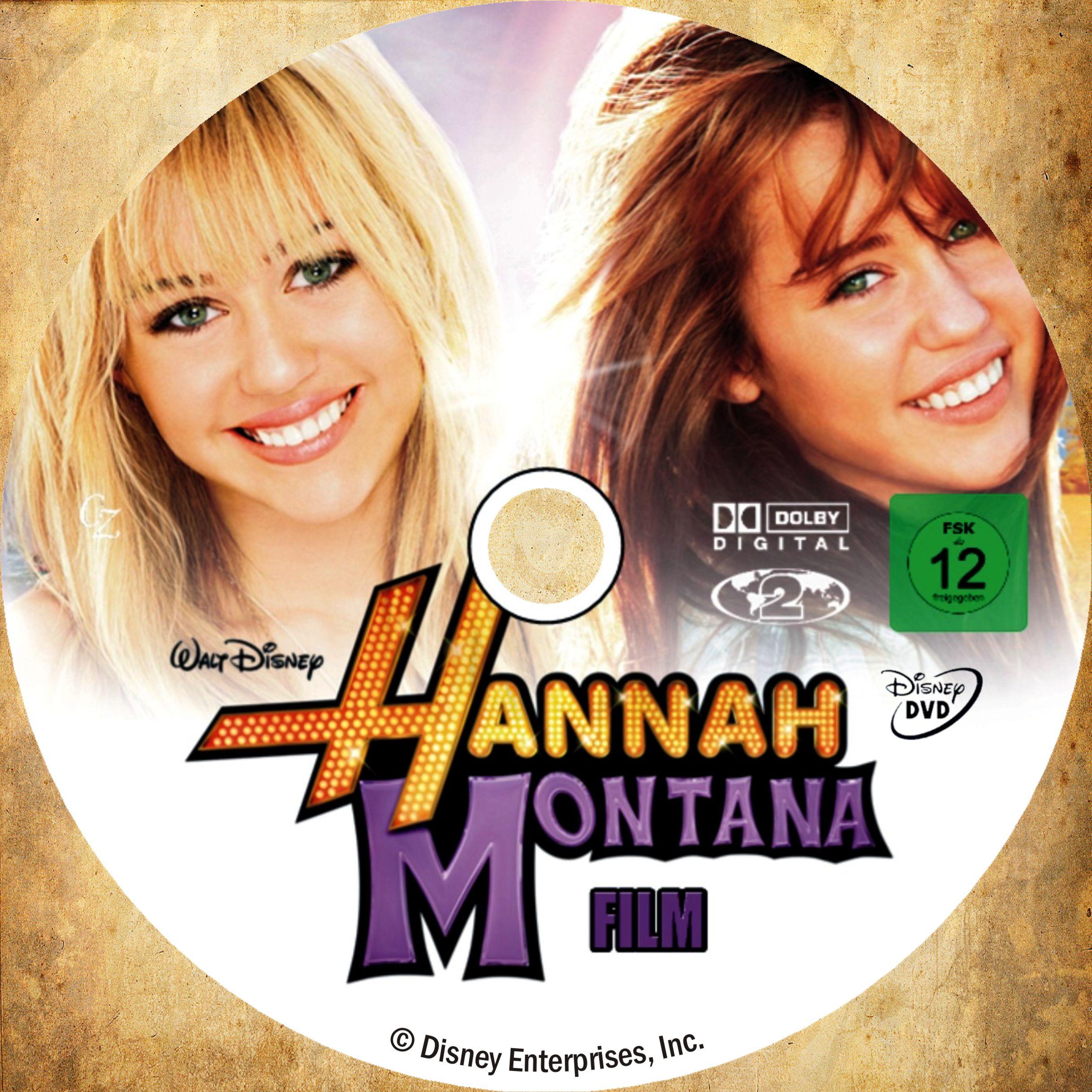 COVERS.BOX.SK ::: hannah montana: the movie (3) - high quality