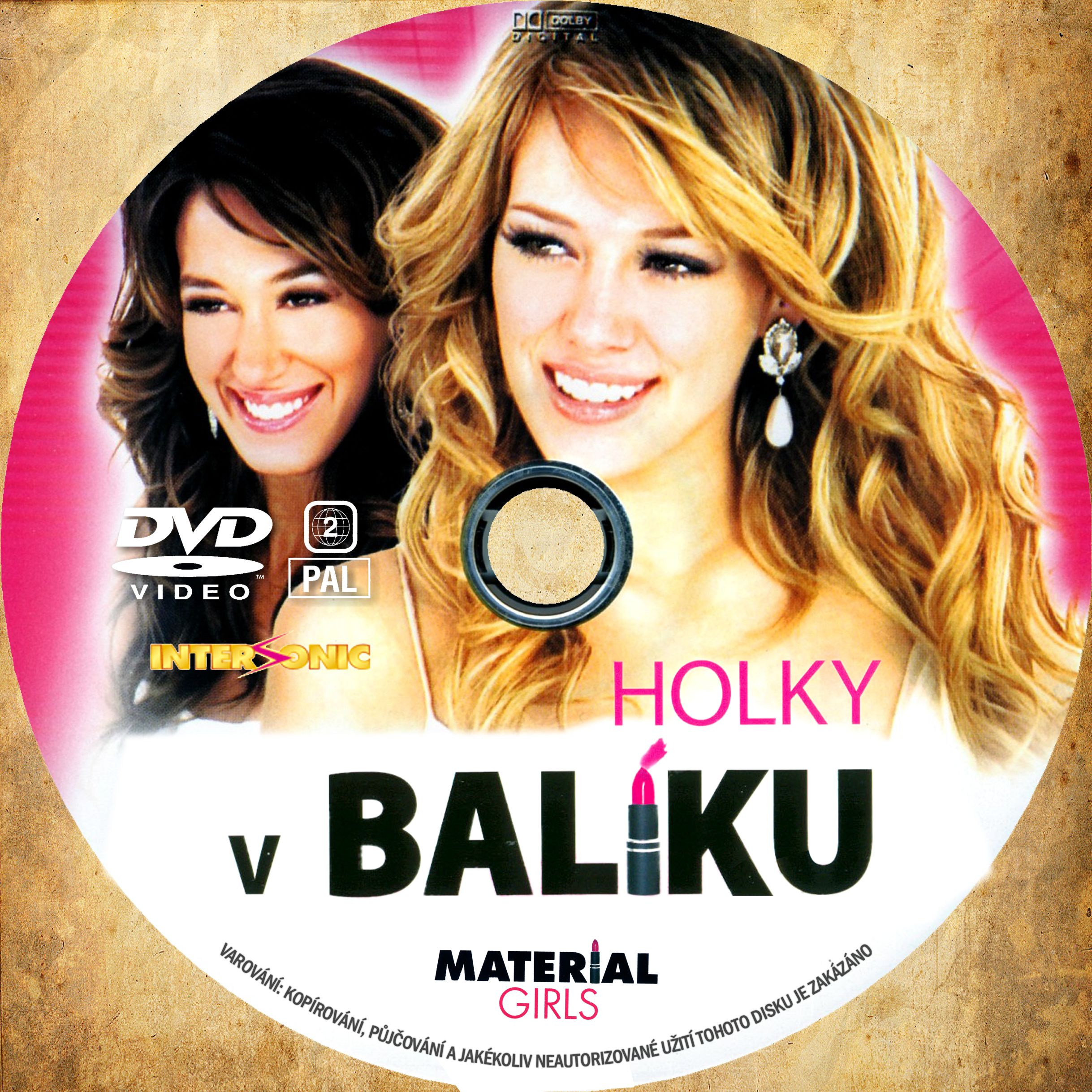 COVERS.BOX.SK ::: material girls (3) - high quality DVD