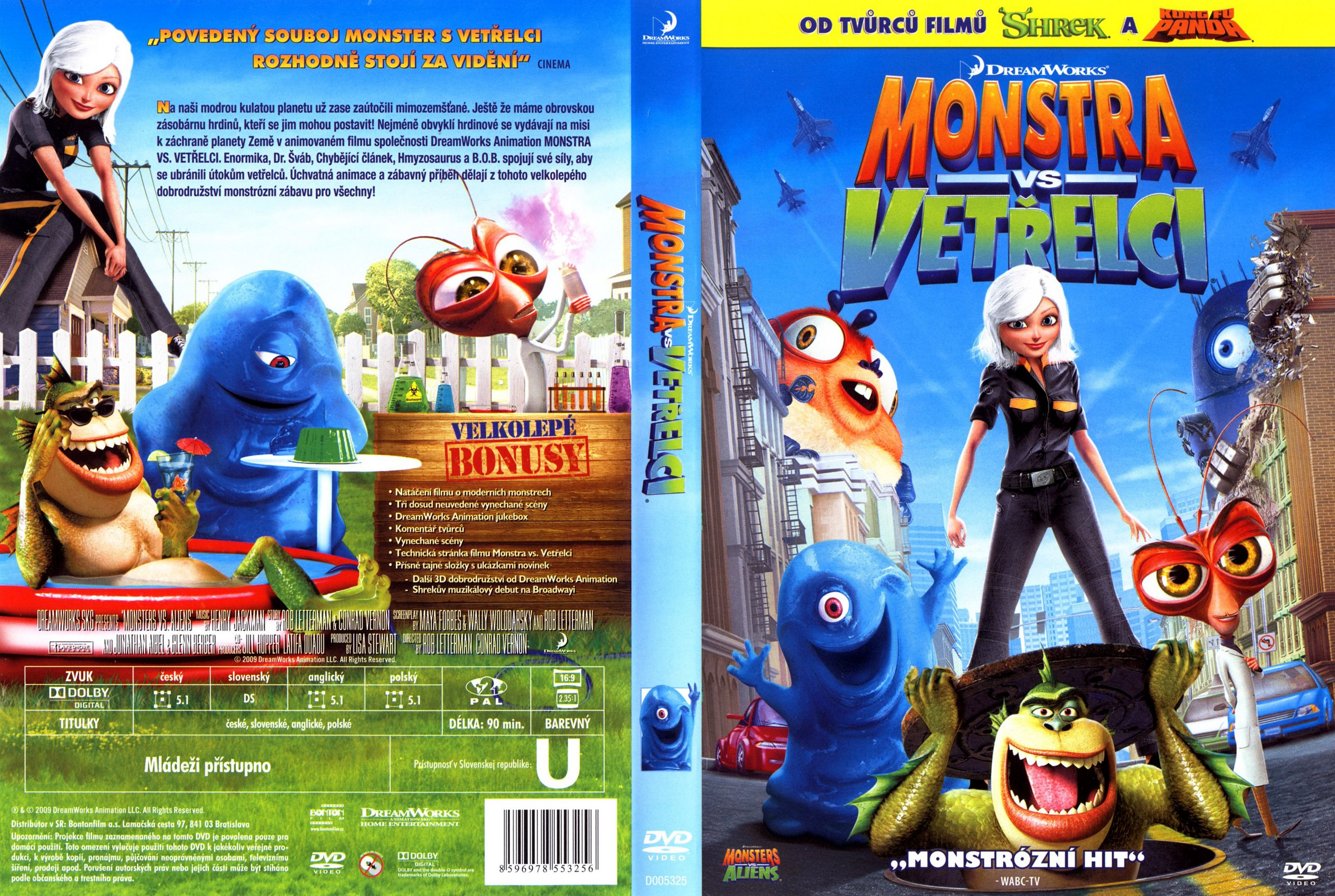 Monsters vs aliens pron porn videos