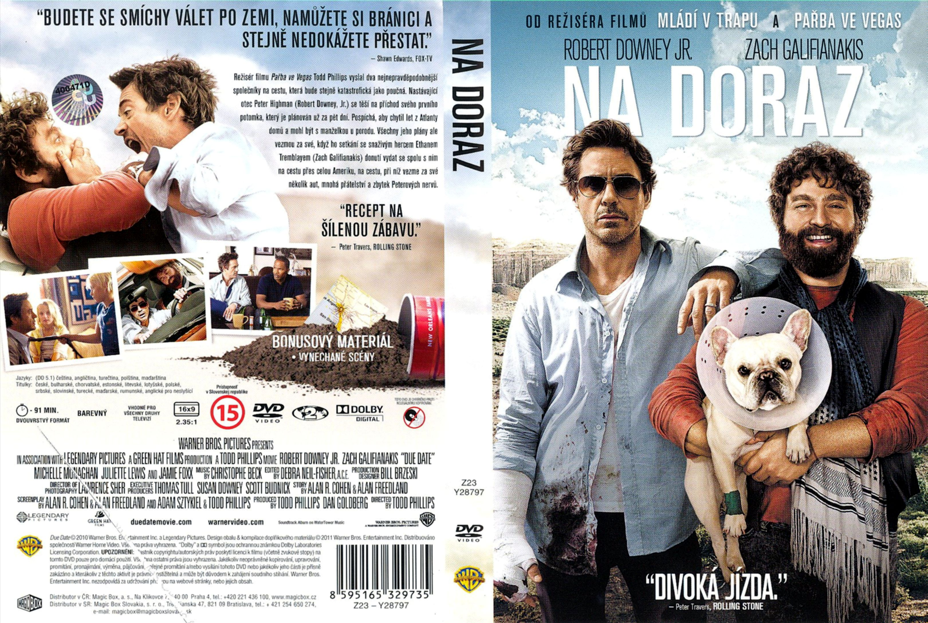 Covers Box Sk Due Date 2010 High Quality Dvd Blueray Movie