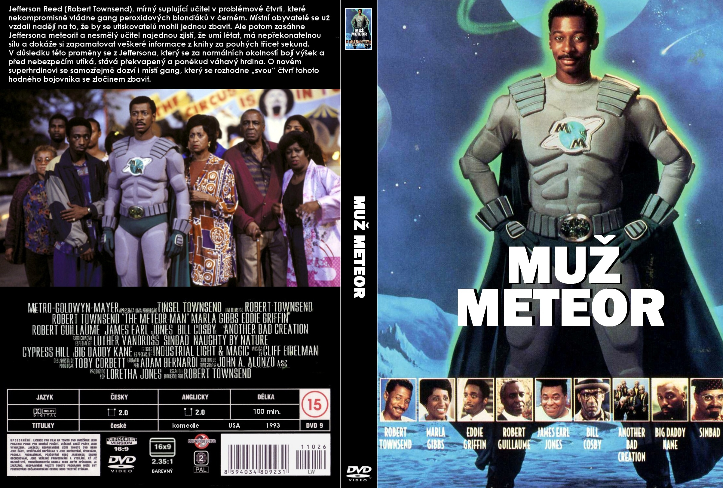the meteor man full movie download