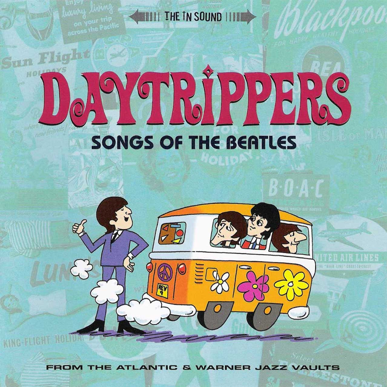 COVERS BOX SK ::: VA - Daytrippers - Songs Of The Beatles