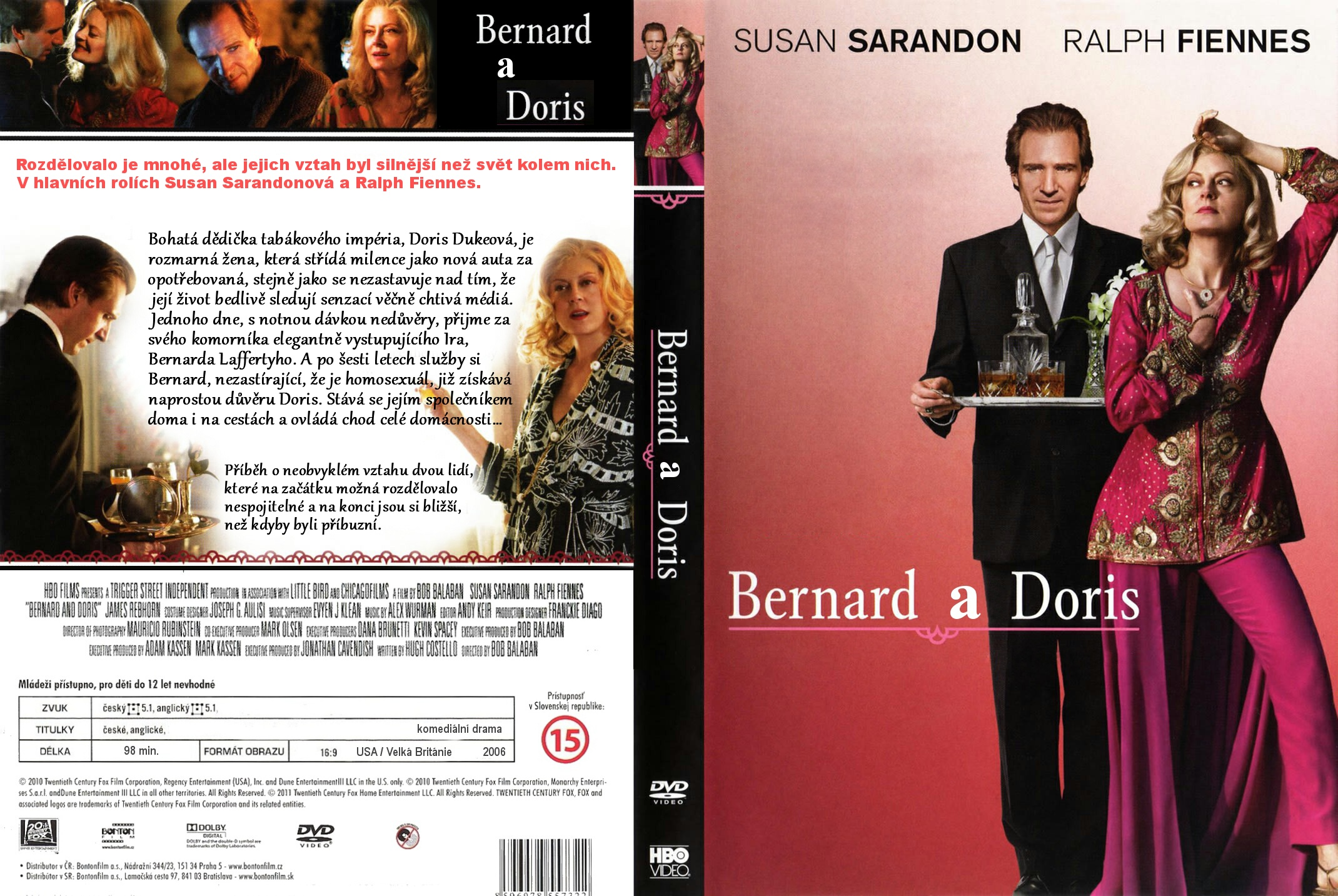 Bernard and doris (2006) download full | movie newark.