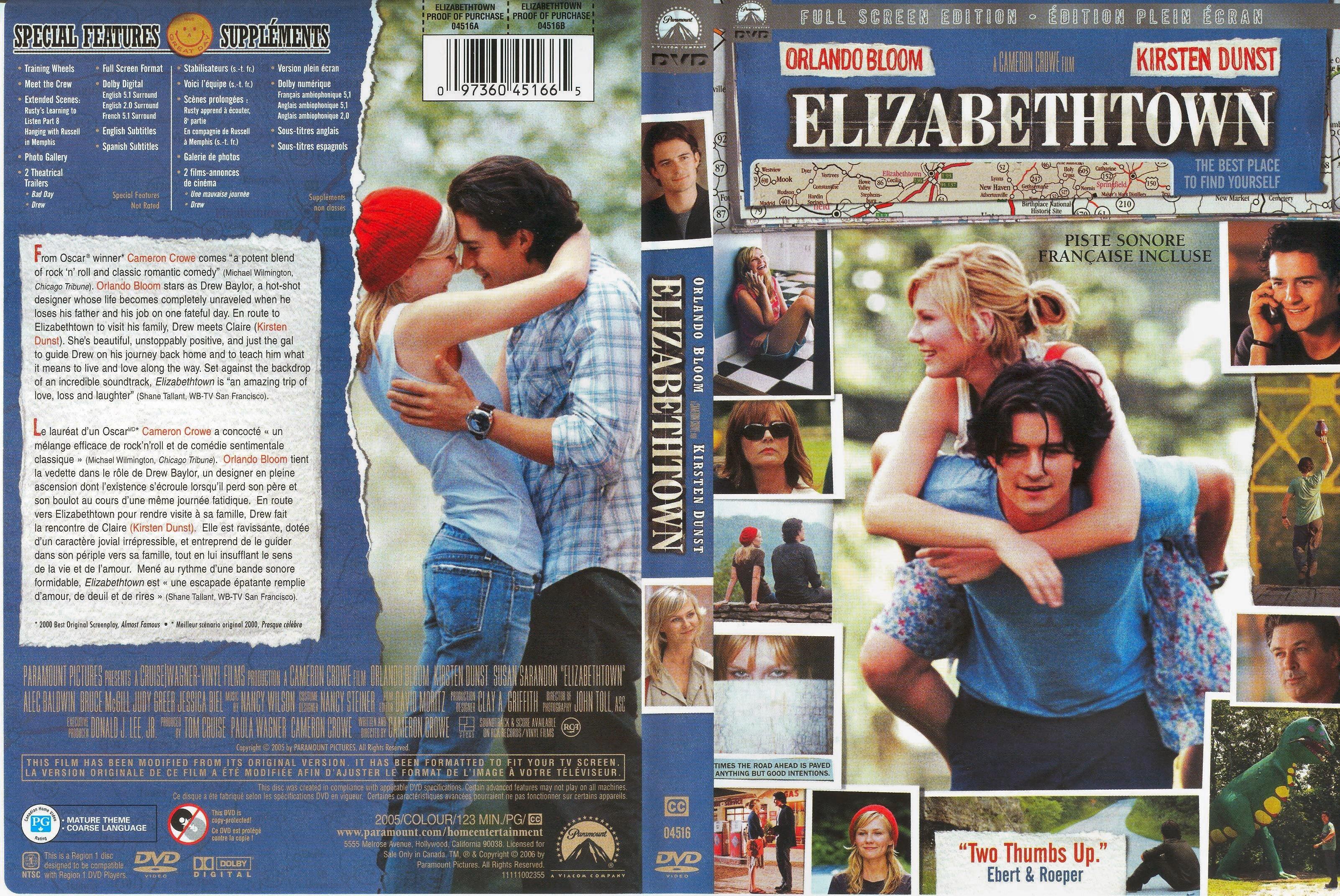 Elizabethtown movie theater