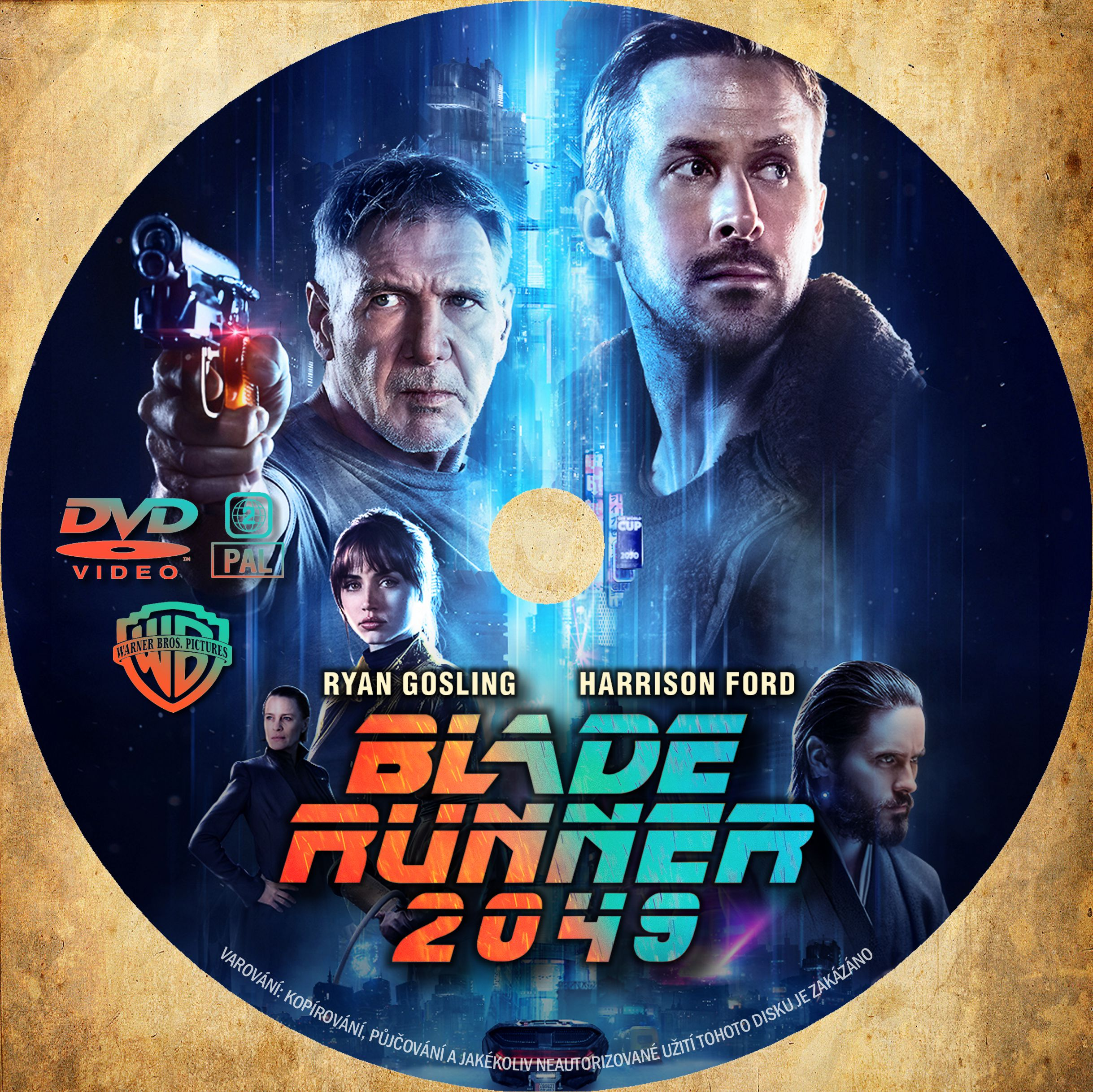 Blade Runner 2049 Dvd