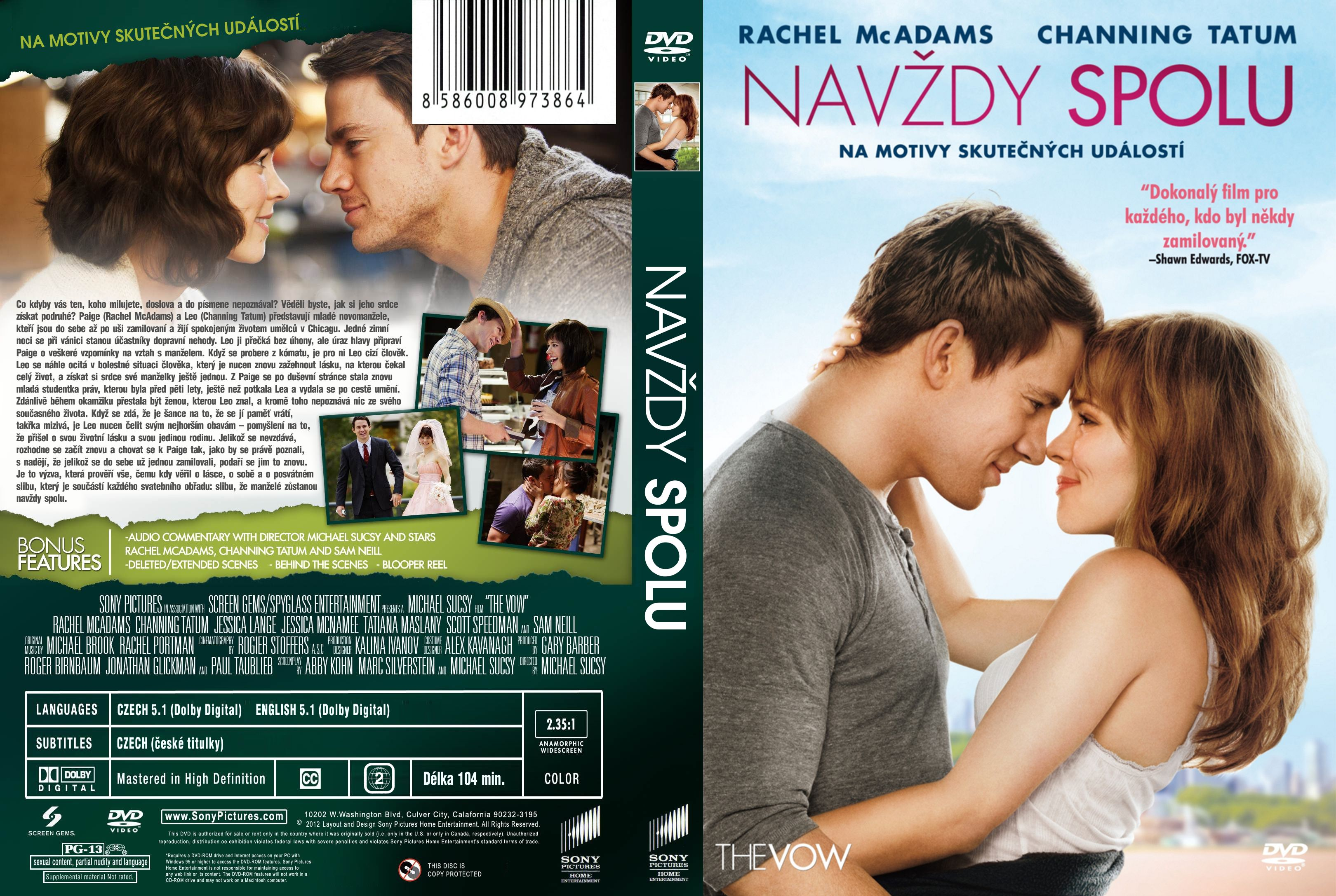 Covers Box Sk Vow 2012 High Quality Dvd Blueray Movie